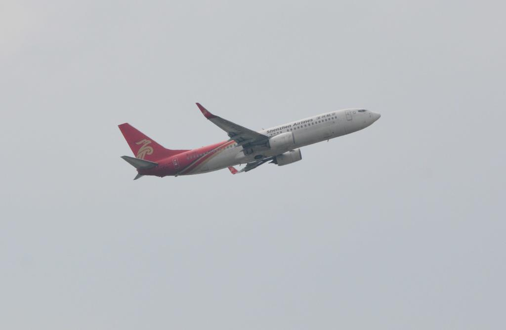 Re:[原创]南京禄口机场拍机 BOEING 737-800 B-1941