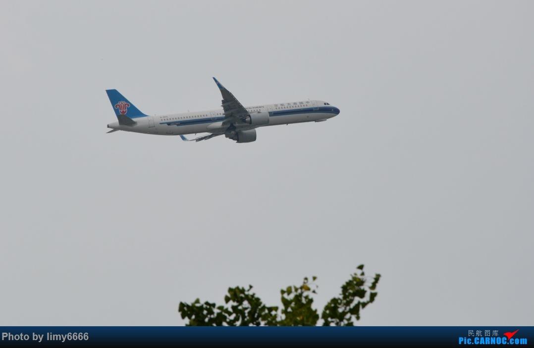 Re:[原创]南京禄口机场拍机 AIRBUS A321NEO B-307L