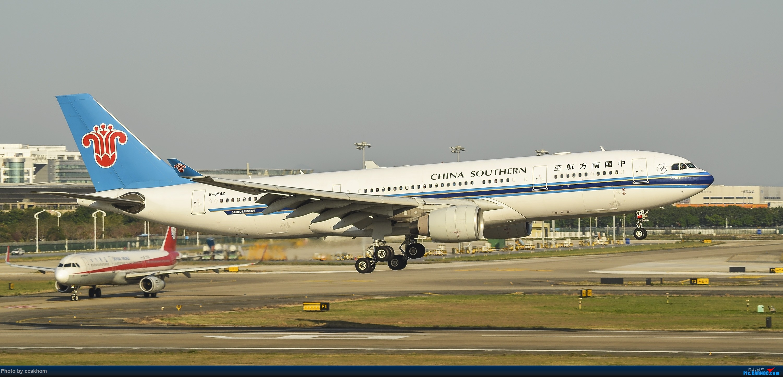 Re:[原创]ZGGG的19端 AIRBUS A330-200 B-6542 中国广州白云国际机场