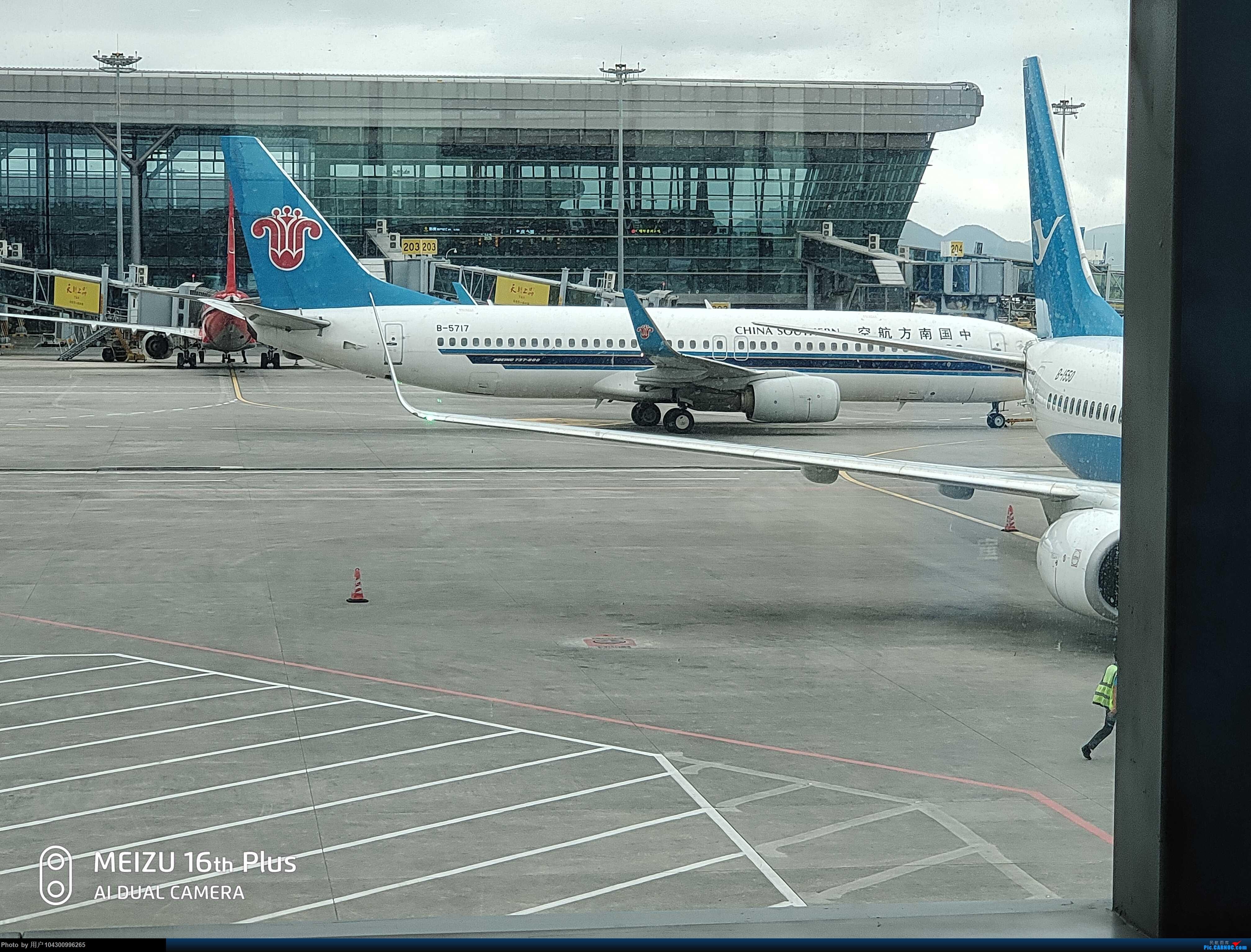 Re:[原创][DM哥飞行游记]-多彩贵州航空贵阳-茅台当日往返 BOEING 737-800 B-5717 中国贵阳龙洞堡国际机场