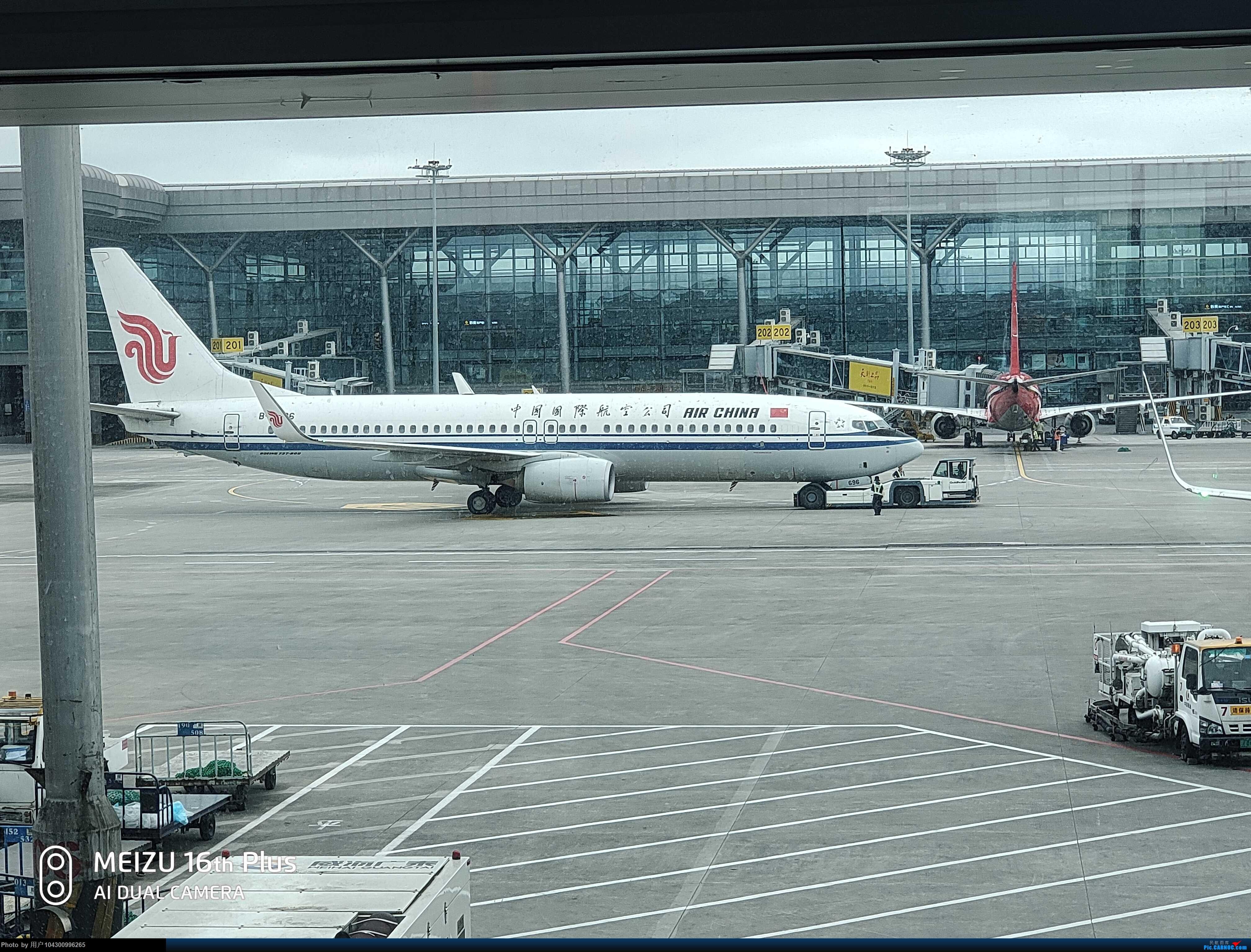Re:[原创][DM哥飞行游记]-多彩贵州航空贵阳-茅台当日往返 BOEING 737-800 B-5696 中国贵阳龙洞堡国际机场