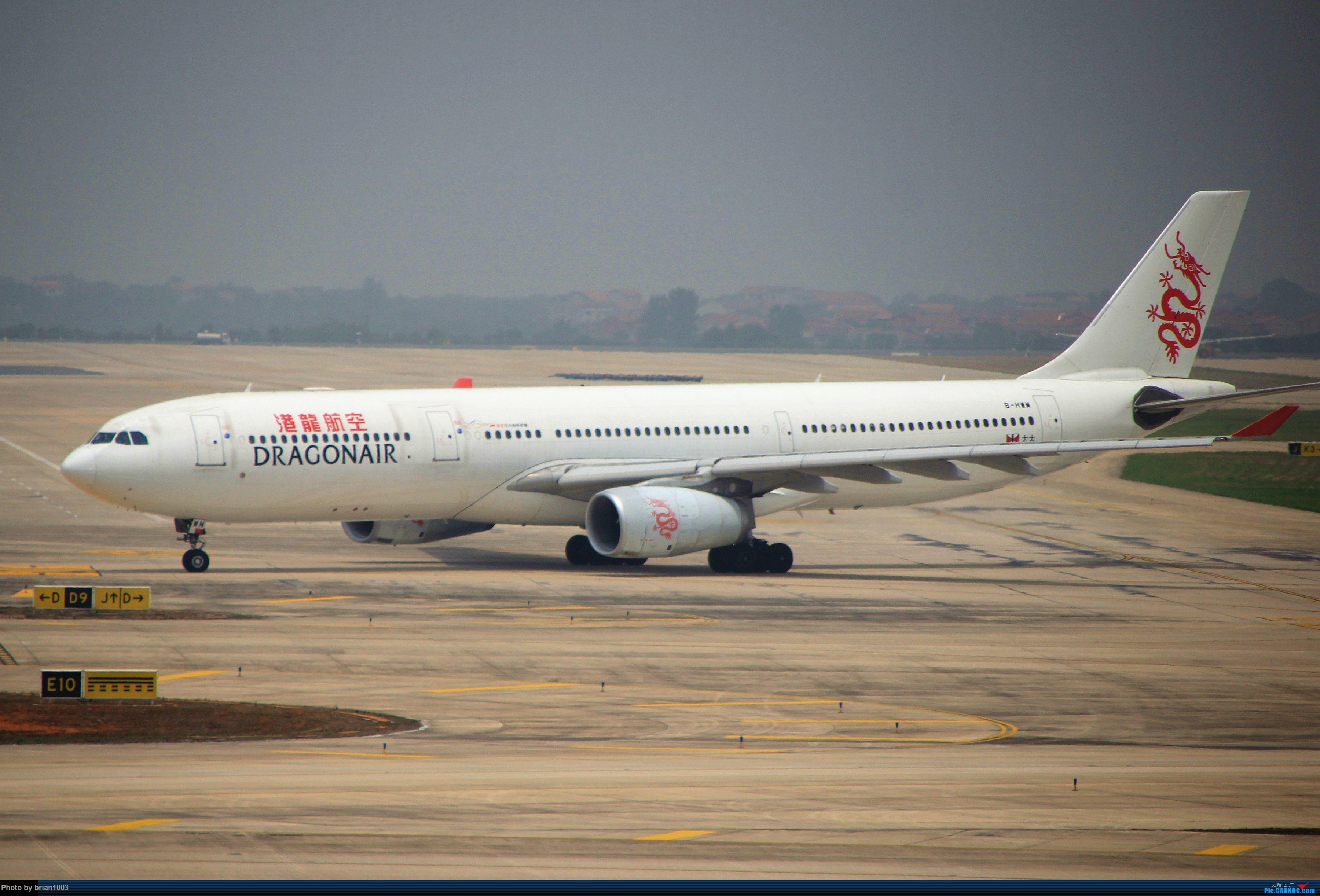 Re:[原创]WUH武汉天河机场拍机之二跑最后忙碌时 AIRBUS A330-300 B-HWM 中国武汉天河国际机场