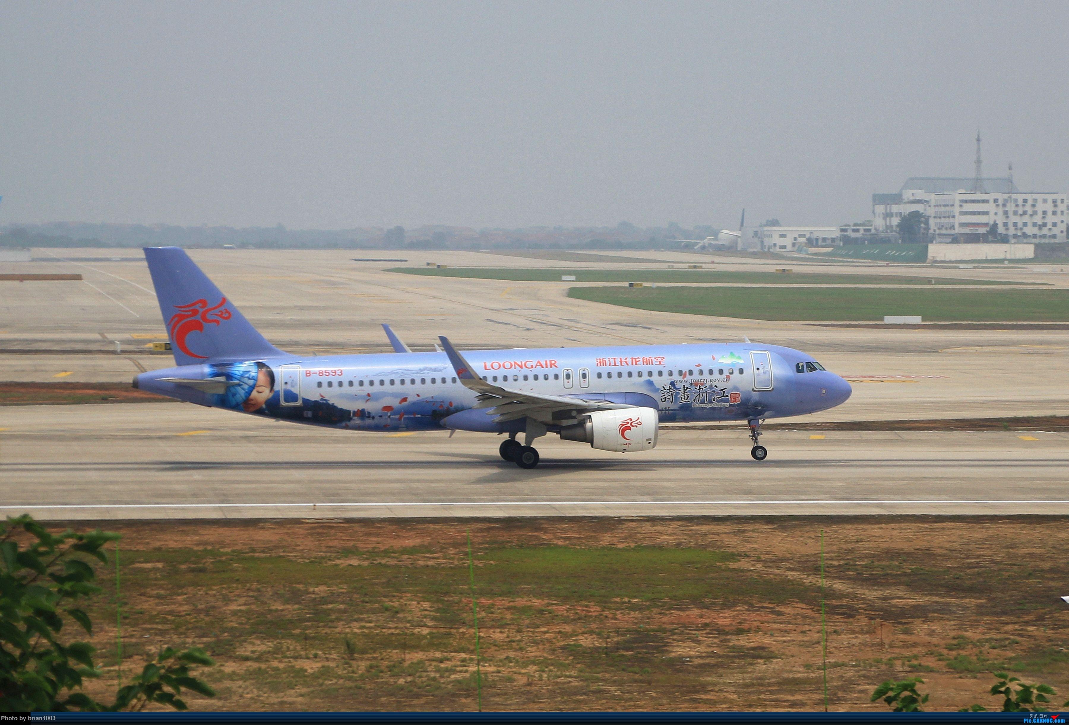Re:[原创]WUH武汉天河机场拍机之二跑最后忙碌时 AIRBUS A320-200 B-8593 中国武汉天河国际机场