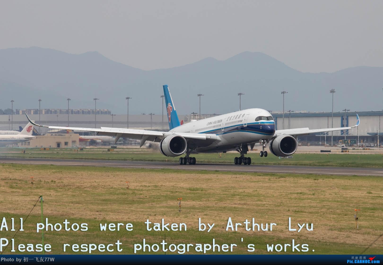 [原创]体感41摄氏度下的热情,欢迎回家,B-308T AIRBUS A350-900 B-308T