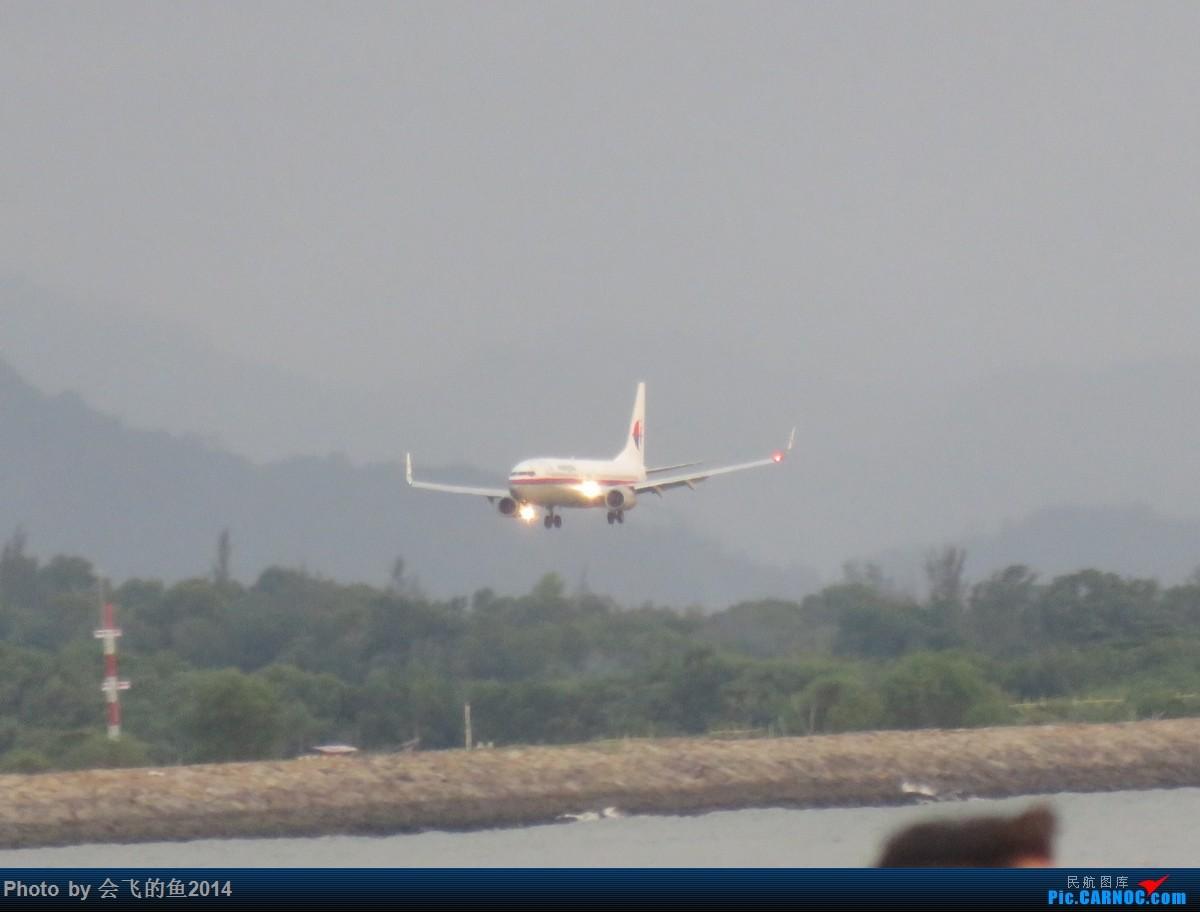 Re:[原创]2019年6月沈阳-广州-马来西亚沙巴拍机 738