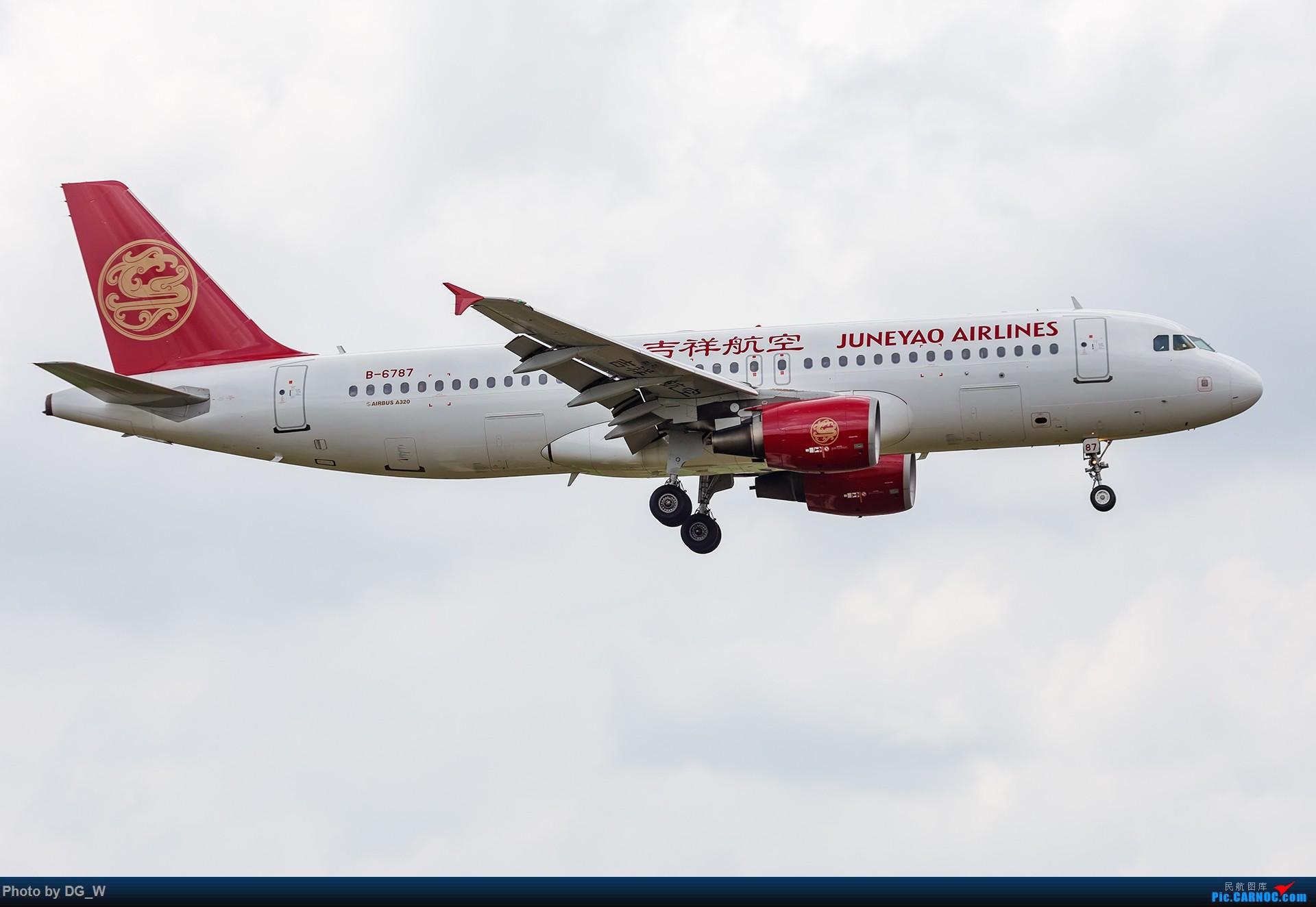 [原创]【南宁飞友】邂逅国内航司唯一的787BBJ AIRBUS A320-200 B-6787 中国南宁吴圩国际机场