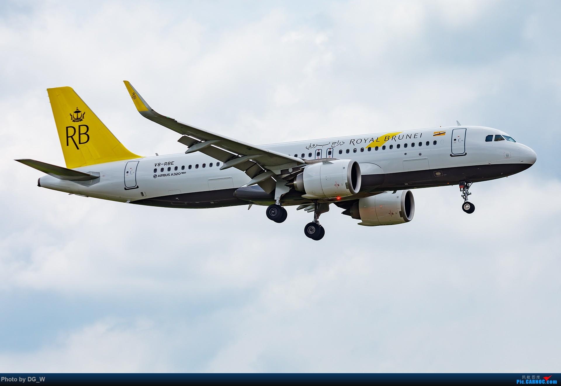 Re:[原创]【南宁飞友】邂逅国内航司唯一的787BBJ AIRBUS A320NEO V8-RBE 中国南宁吴圩国际机场