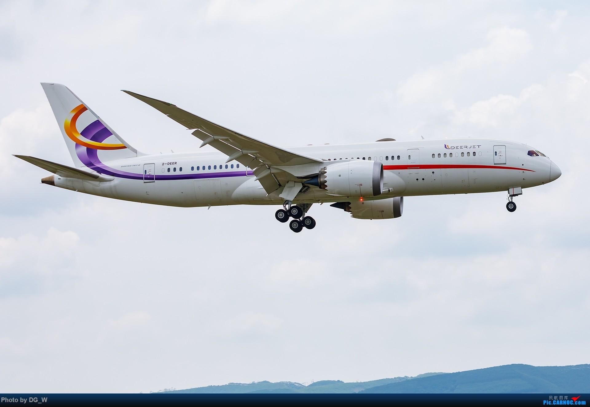 Re:[原创]【南宁飞友】邂逅国内航司唯一的787BBJ BOEING 787-8 2-DEER 中国南宁吴圩国际机场