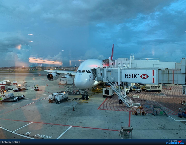 [原创]【南半球蜜月之旅】1st Trip 上海虹桥 -> 广州白云-> 澳大利亚悉尼金斯福德·史密斯    中国广州白云国际机场