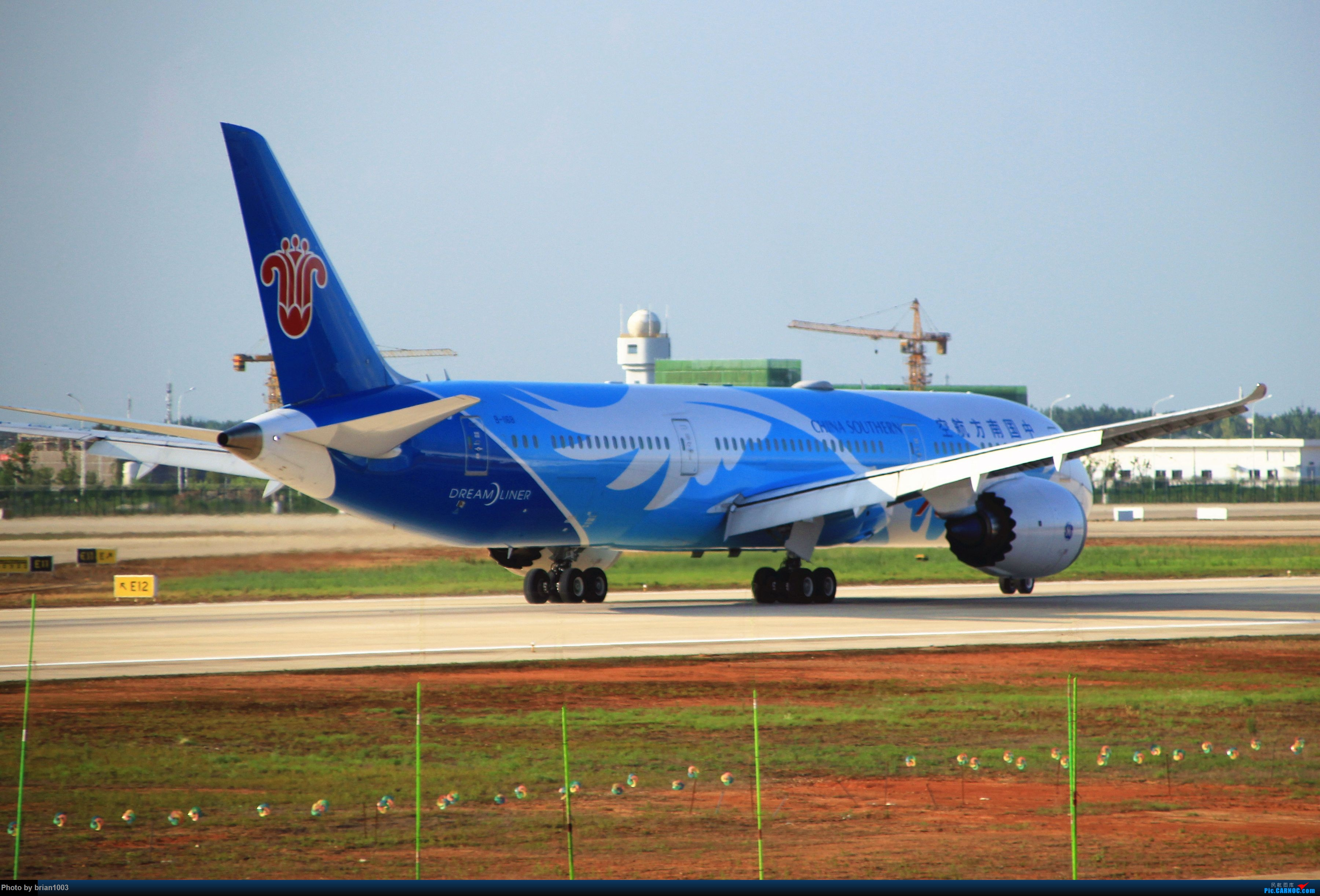 Re:WUH武汉天河机场拍机之喜迎纽约直飞 BOEING 787-9 B-1168 中国武汉天河国际机场