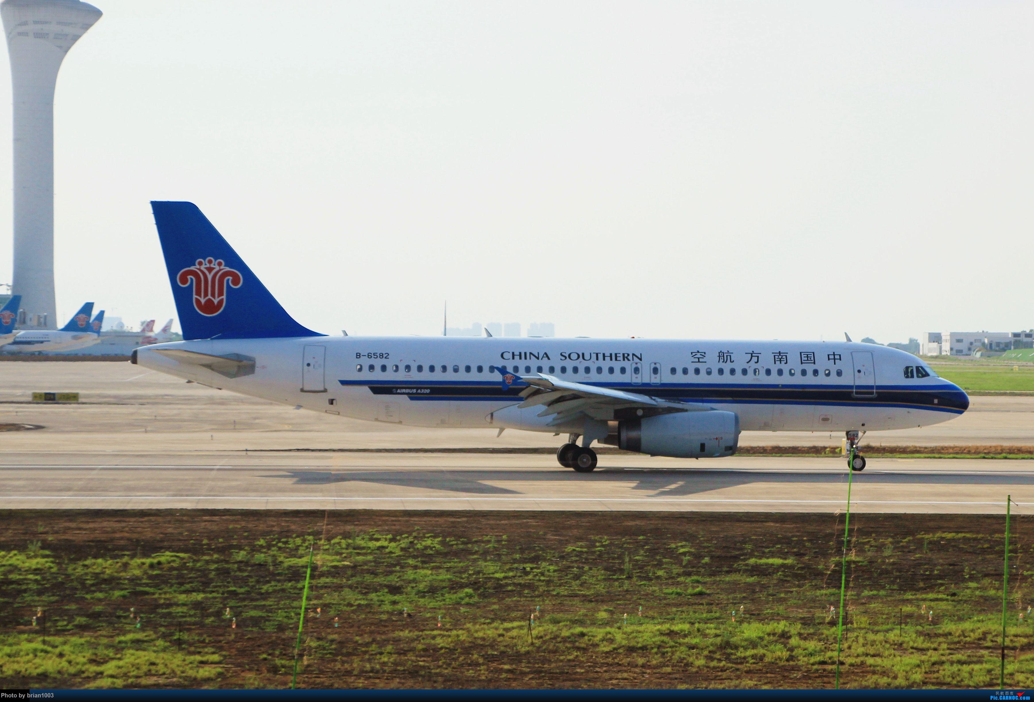 Re:[原创]WUH武汉天河机场拍机之喜迎纽约直飞 AIRBUS A320-200 B-6582 中国武汉天河国际机场