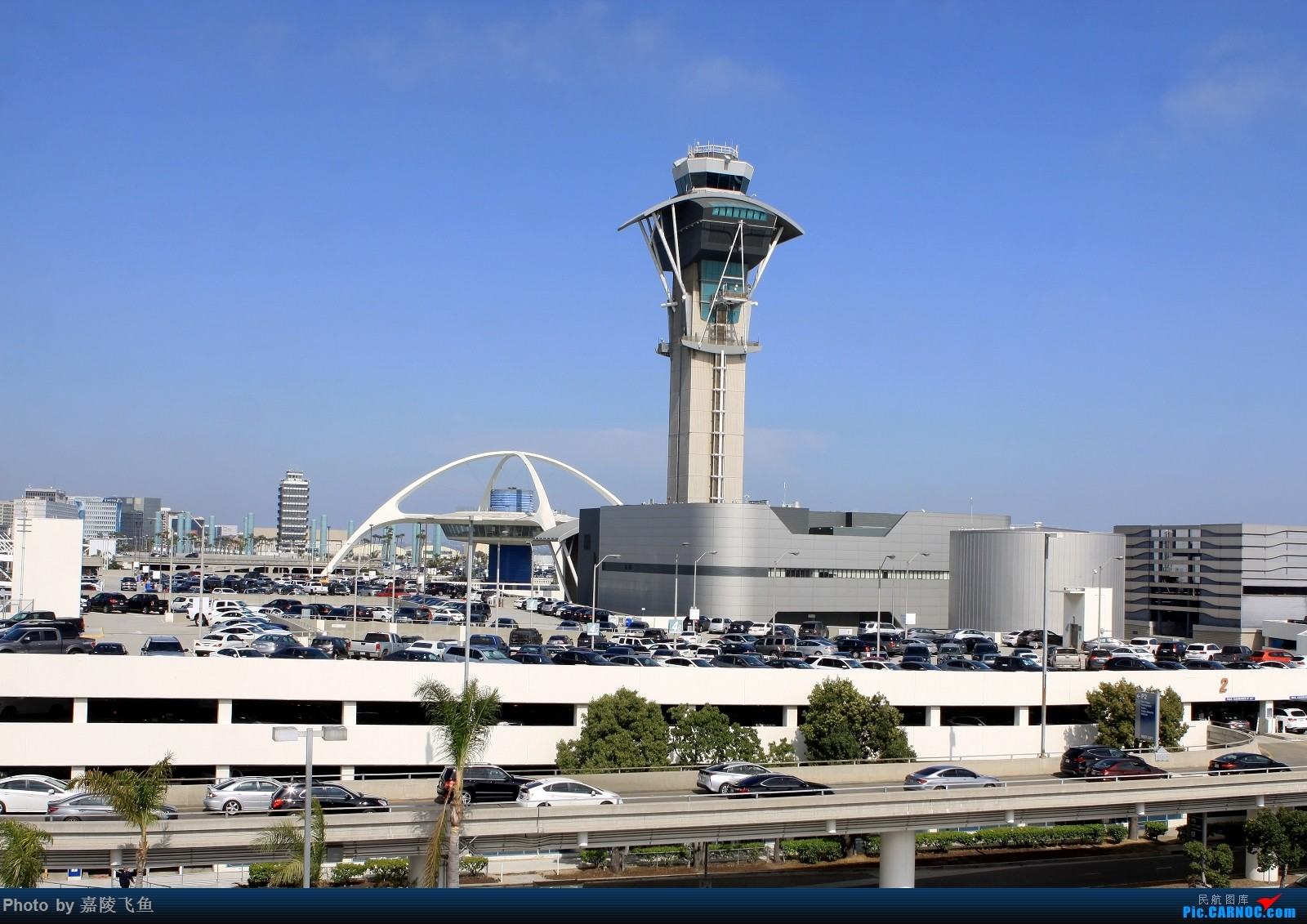 洛杉矶机场拍飞机    美国洛杉矶机场