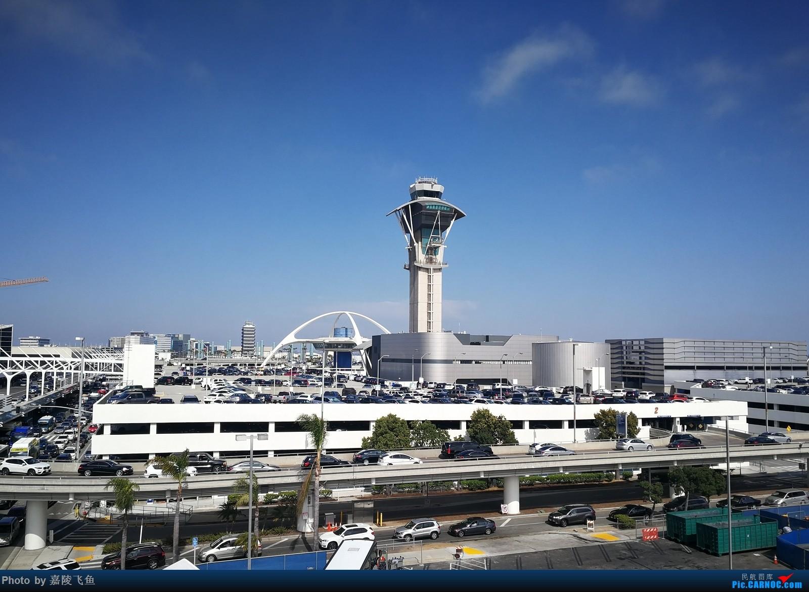 Re:[原创]洛杉矶机场拍飞机    美国洛杉矶机场