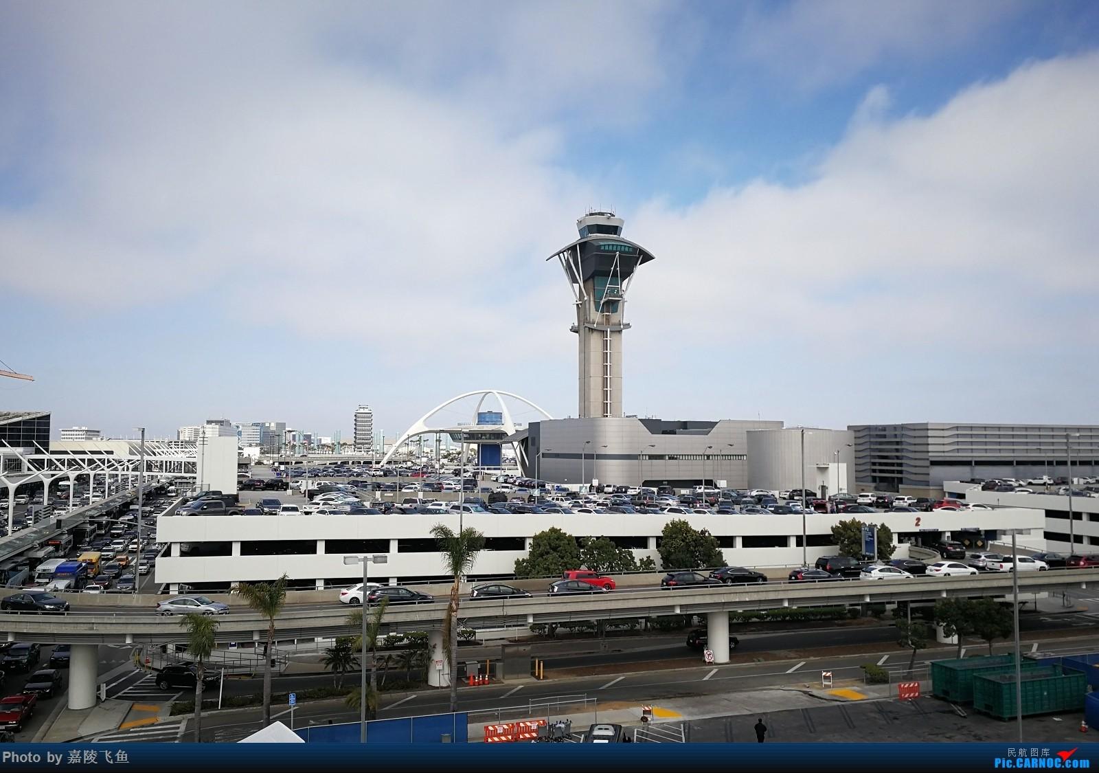 Re:洛杉矶机场拍飞机    美国洛杉矶机场