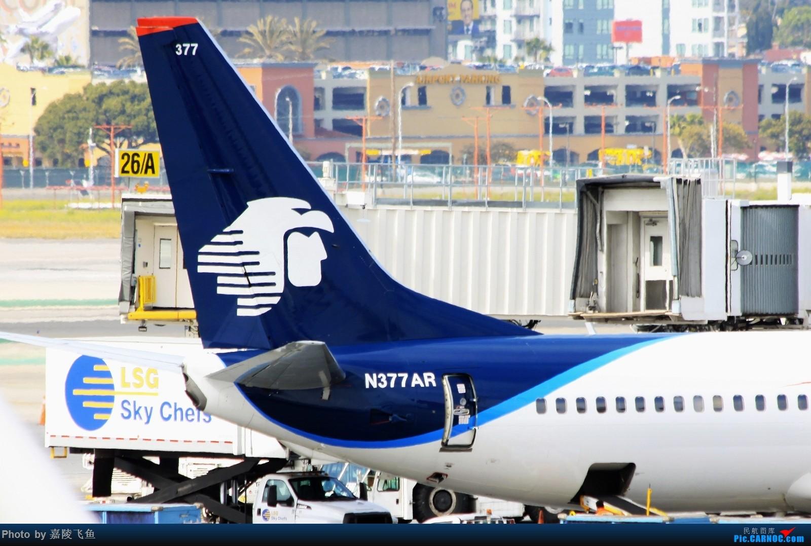 Re:[原创]洛杉矶机场拍飞机 BOEING 737-800 N377AR 美国洛杉矶机场