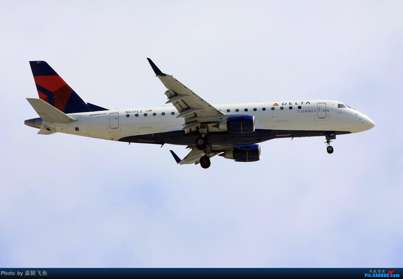 Re:[原创]少见的ERJ-175 EMBRAER E-175 N617CZ 美国洛杉矶机场