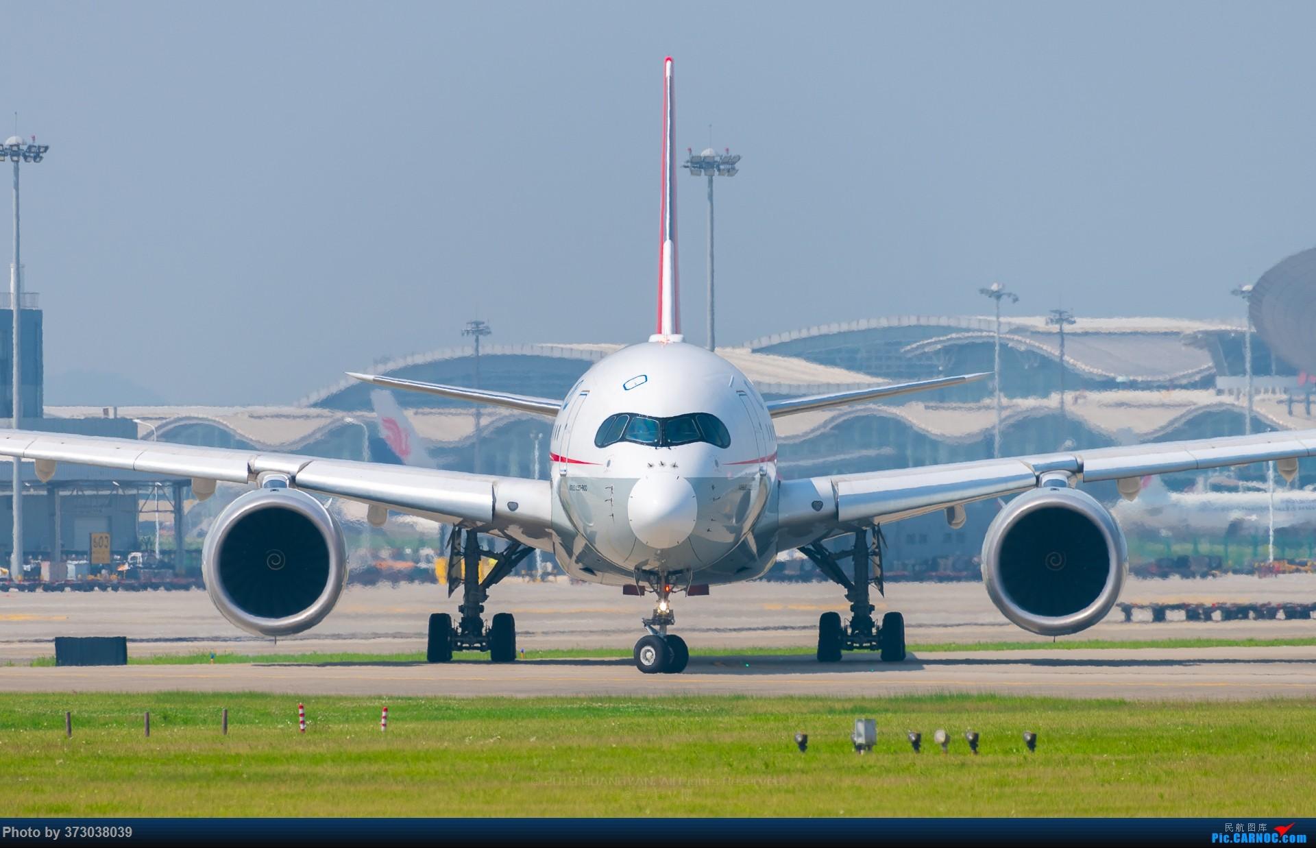Re:【杭州飞友会】川农国际A350墨镜侠洛城归来杭州萧山机场 AIRBUS A350-900 B-304U 中国杭州萧山国际机场