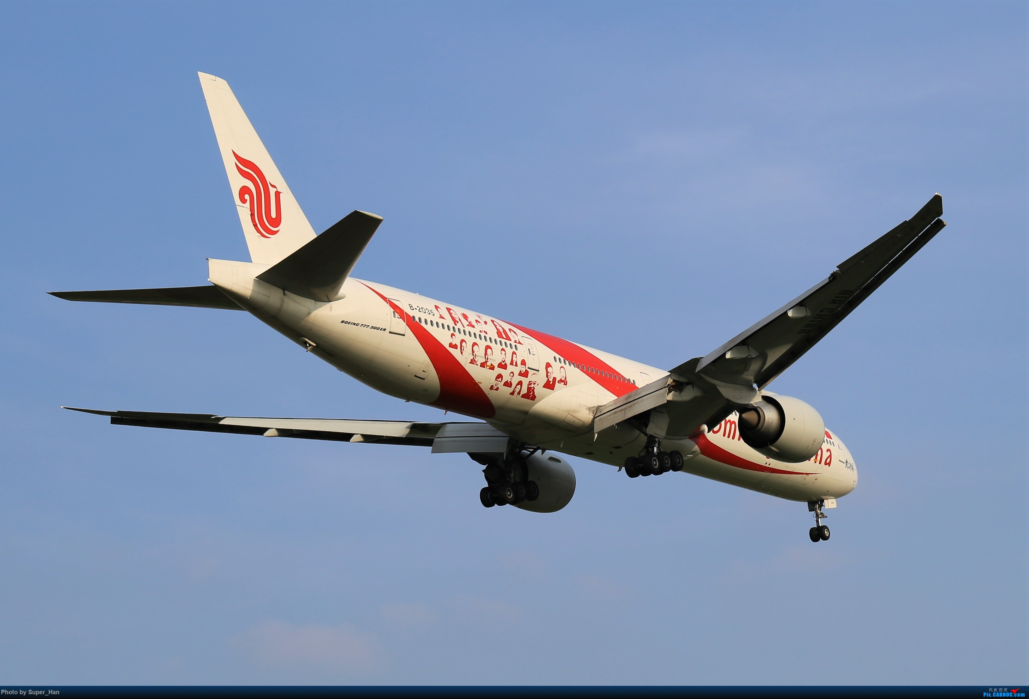 Re:[原创]【杭州飞友会】0715去虹桥说走就走【777篇】 BOEING 777-300ER B-2035 中国上海虹桥国际机场