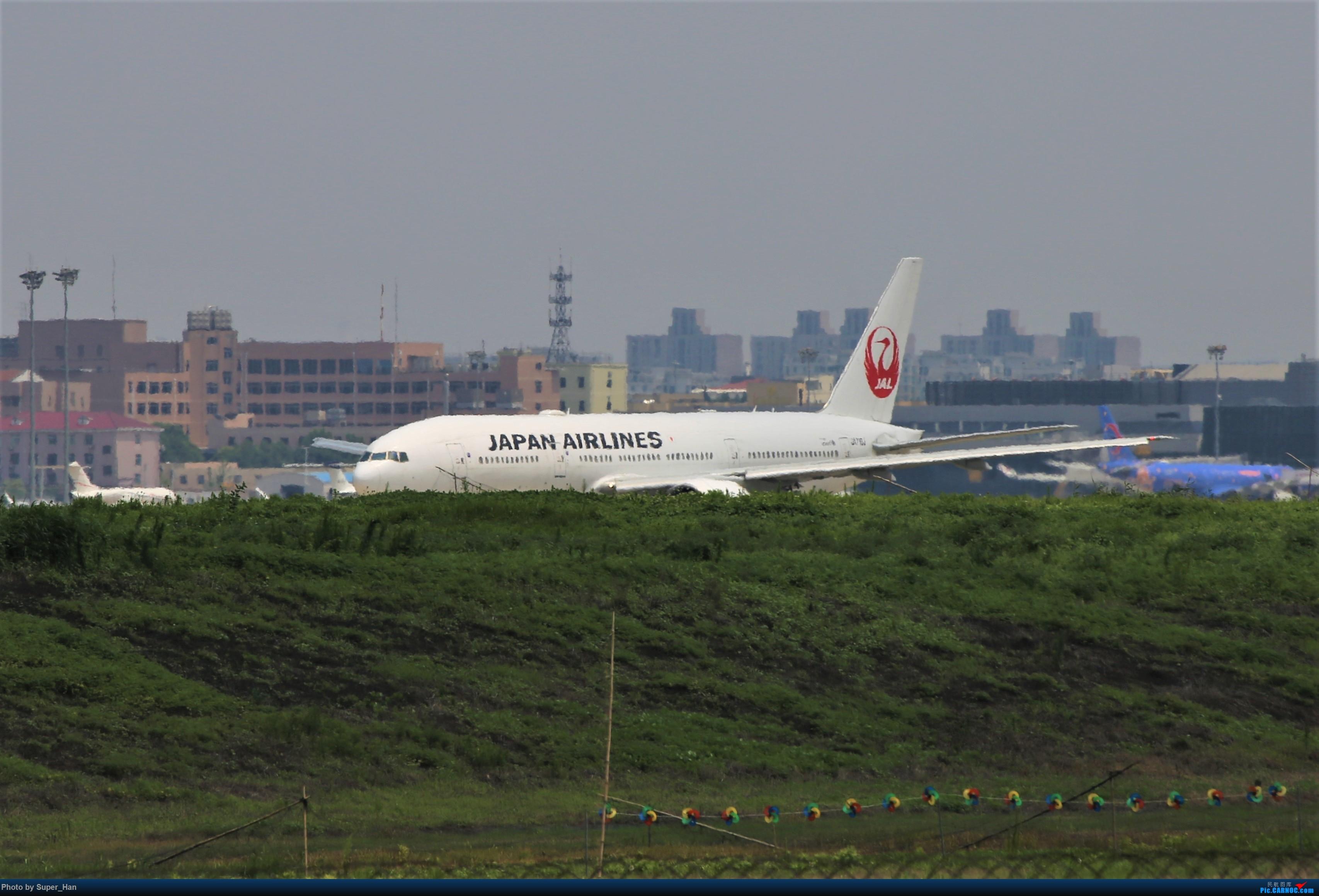 Re:[原创]【杭州飞友会】0715去虹桥说走就走【777篇】 BOEING 777-200ER JA710J 中国上海虹桥国际机场