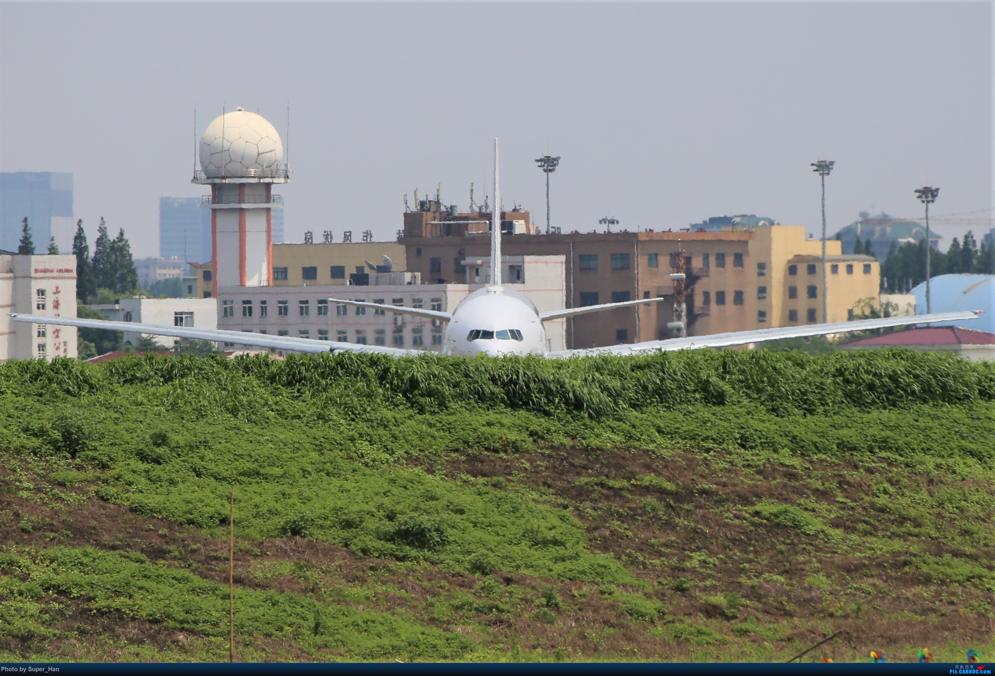 Re:【杭州飞友会】0715去虹桥说走就走【777篇】 BOEING 777-200ER JA710J 中国上海虹桥国际机场