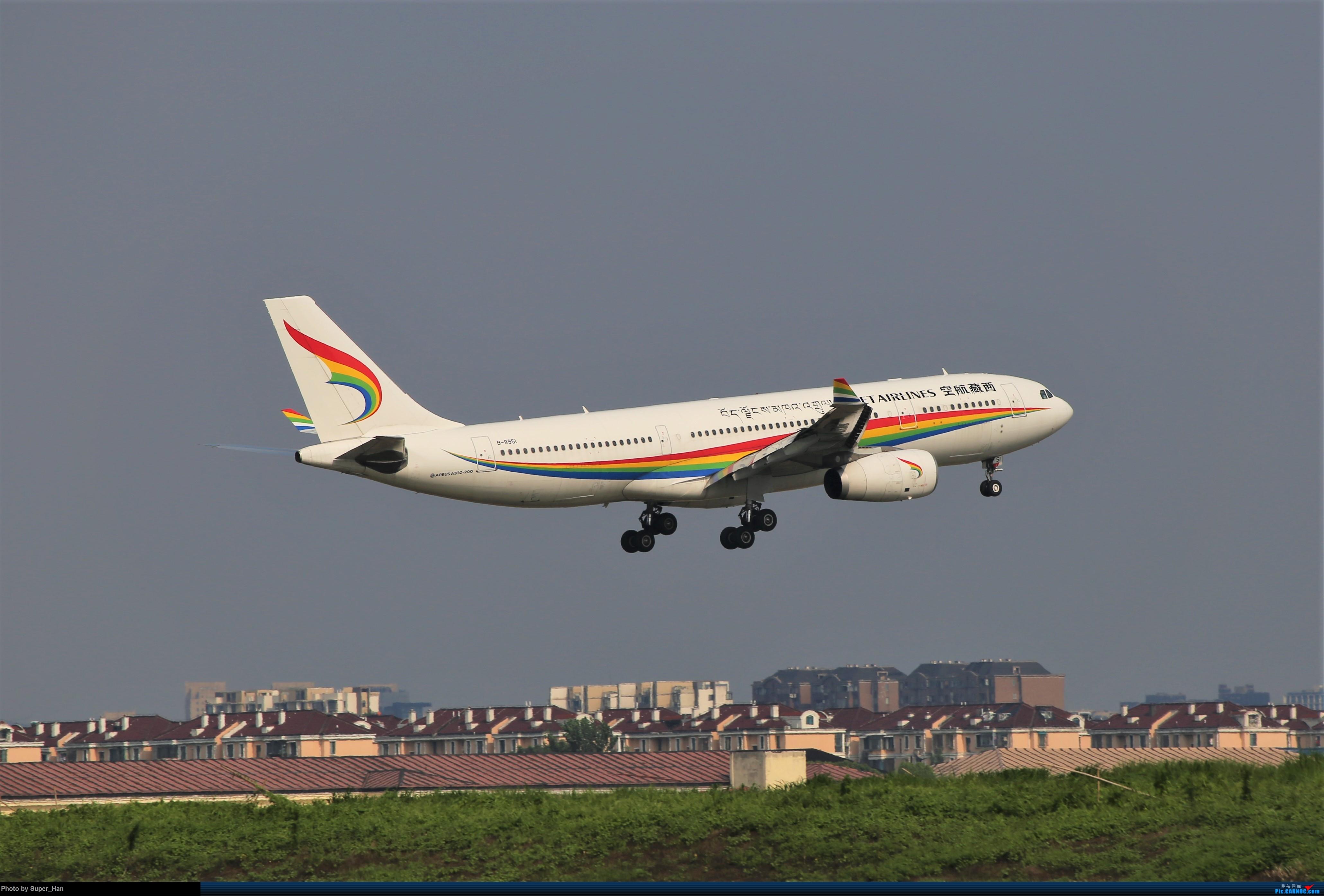 Re:[原创]0715去虹桥说走就走【最多的330篇】 AIRBUS A330-200 B-8951 中国上海虹桥国际机场