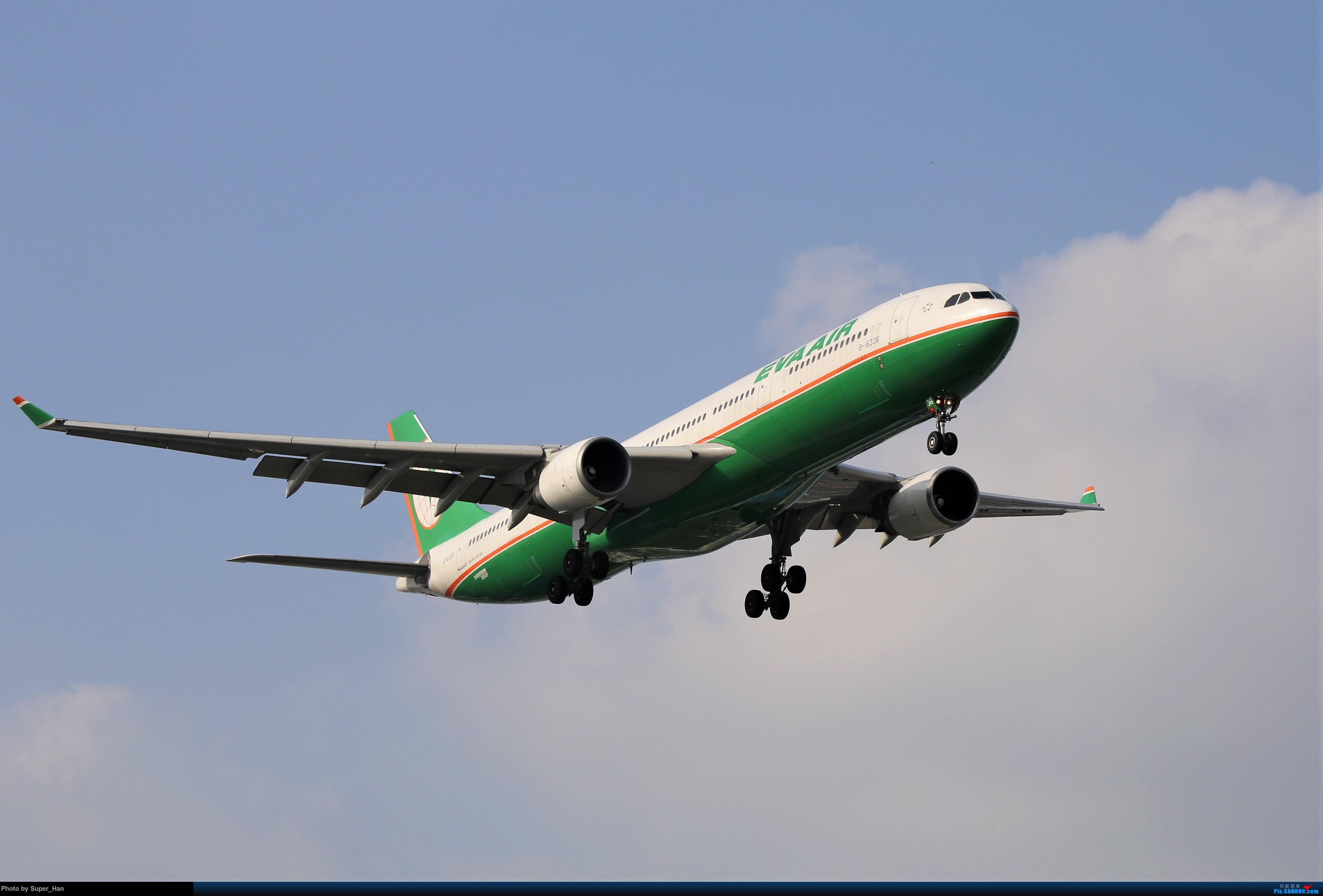 Re:[原创]0715去虹桥说走就走【最多的330篇】 AIRBUS A330-300 B-16336 中国上海虹桥国际机场