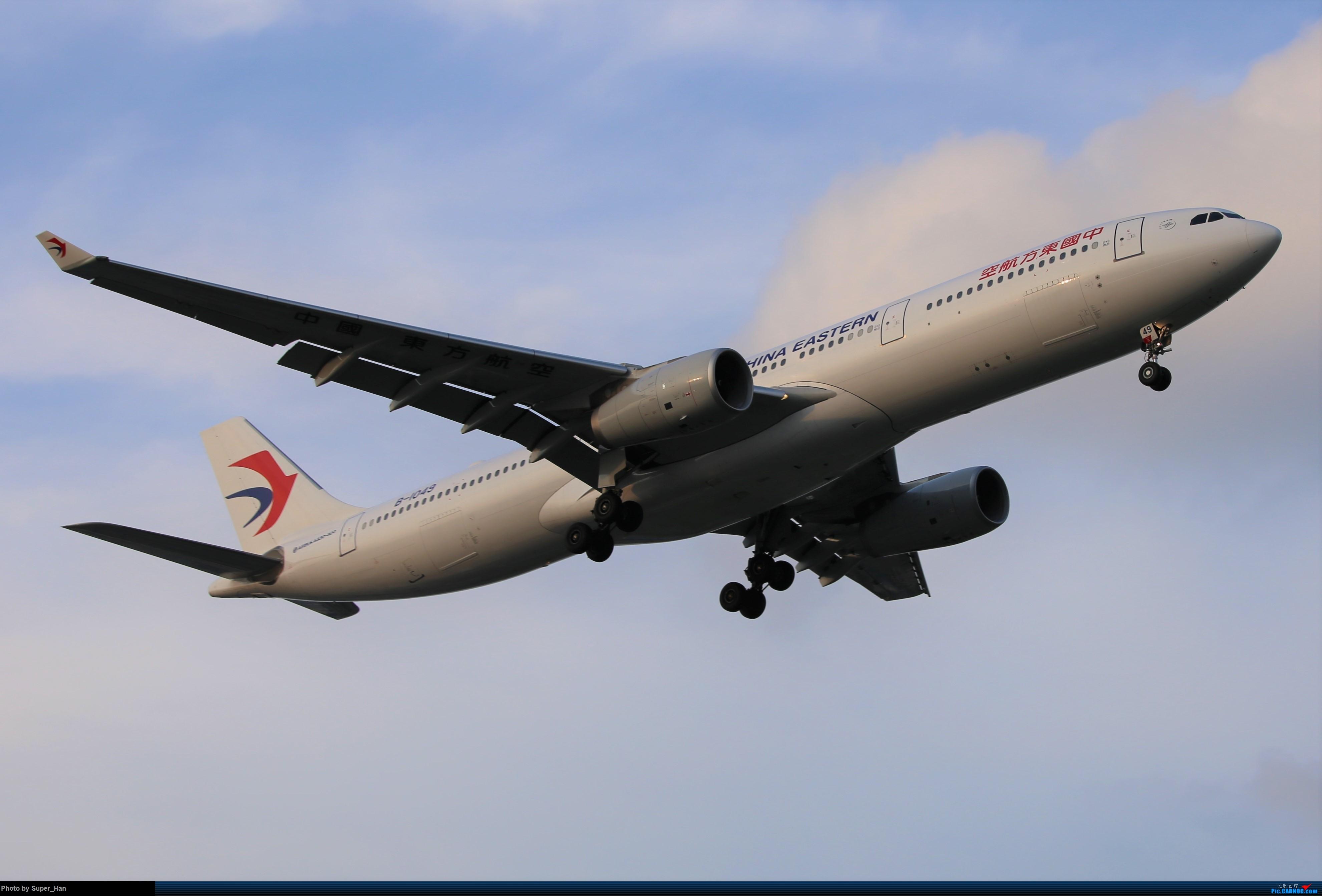 Re:[原创]0715去虹桥说走就走【最多的330篇】 AIRBUS A330-300 B-1049 中国上海虹桥国际机场