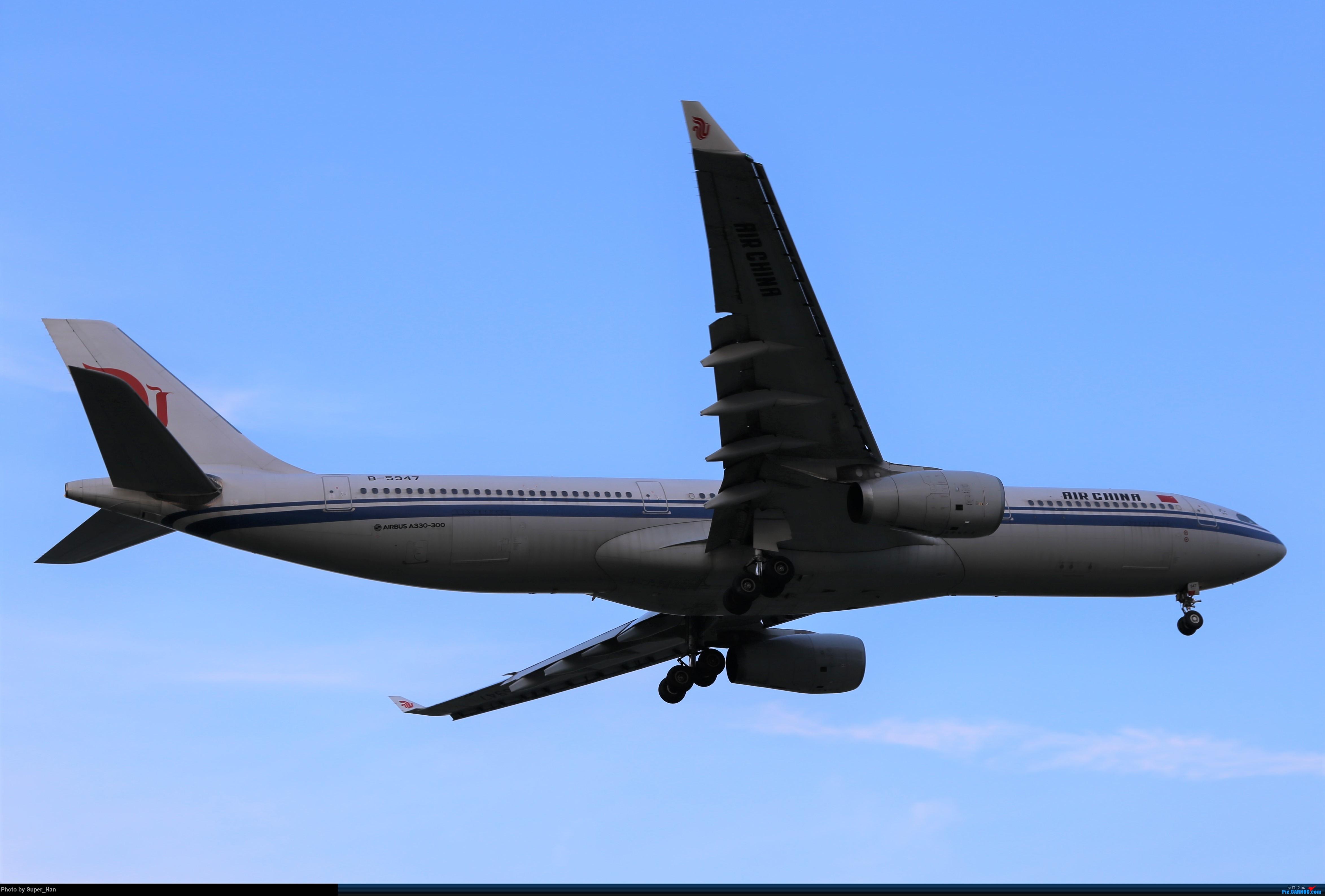 Re:[原创]0715去虹桥说走就走【最多的330篇】 AIRBUS A330-300 B-5947 中国上海虹桥国际机场