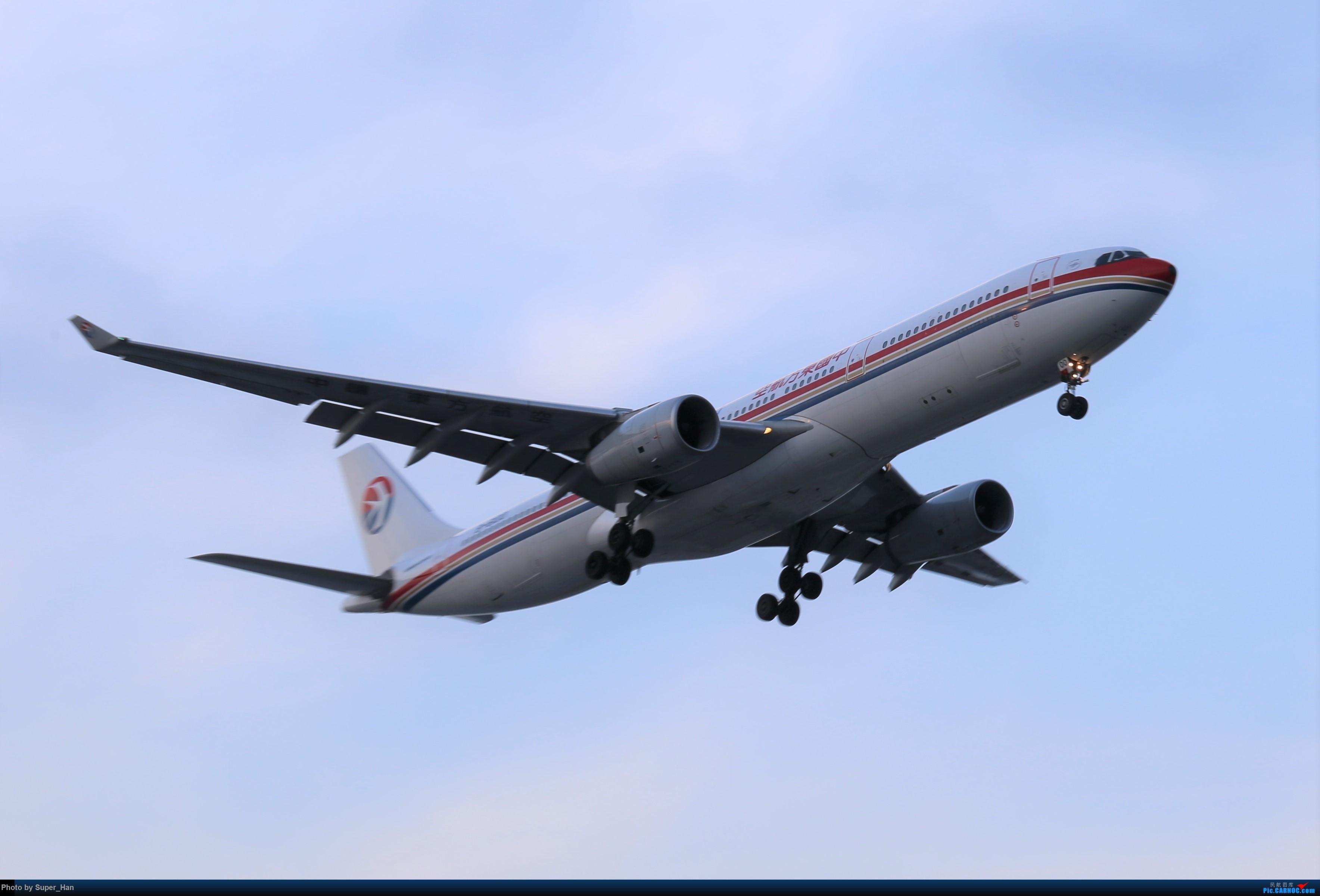 Re:[原创]0715去虹桥说走就走【最多的330篇】 AIRBUS A330-300 B-6100 中国上海虹桥国际机场