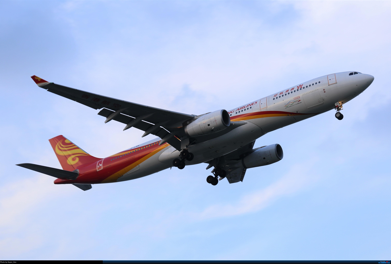Re:[原创]0715去虹桥说走就走【最多的330篇】 AIRBUS A330-300 B-LMN 中国上海虹桥国际机场