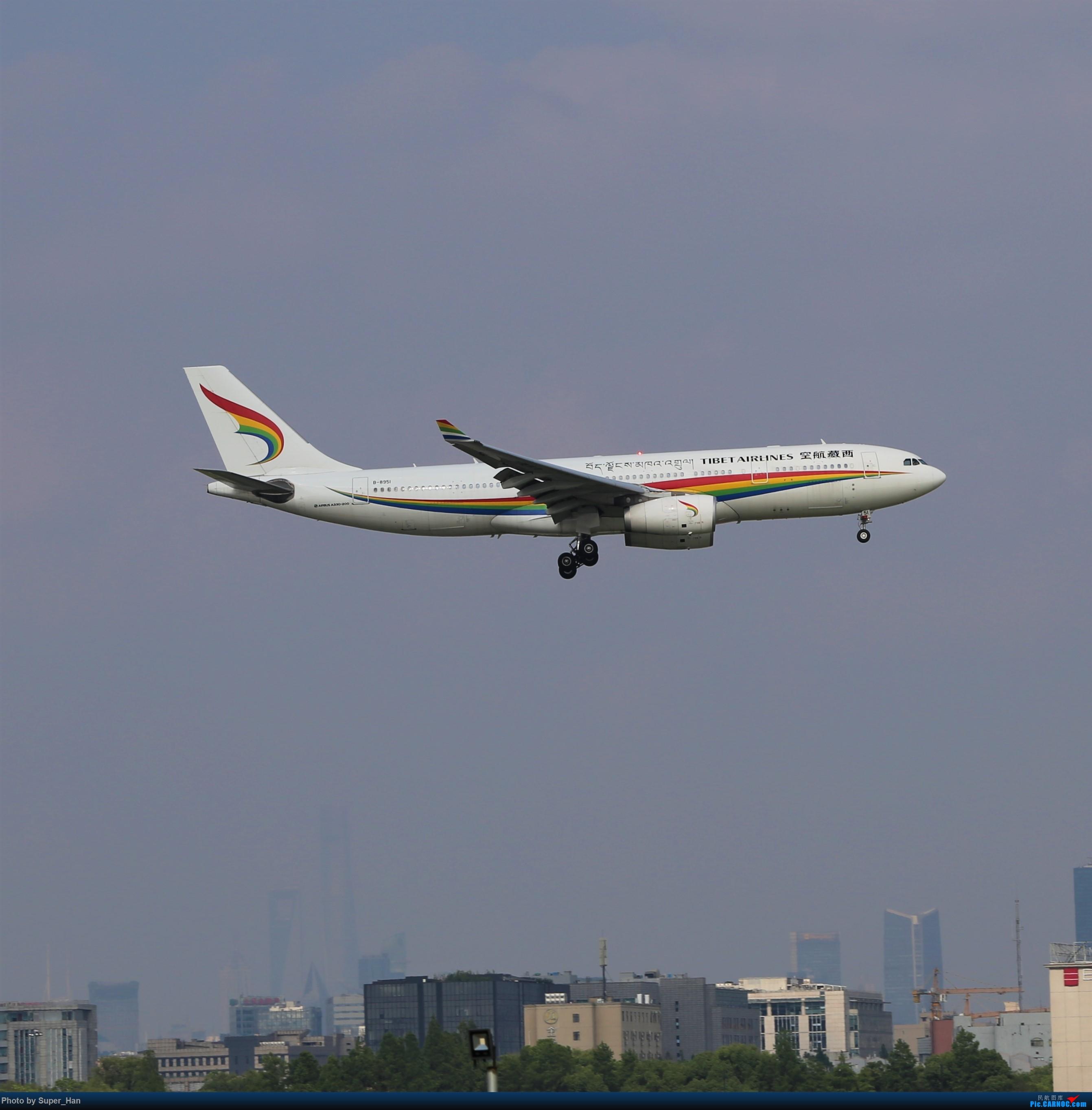 Re:[原创]【杭州飞友会】浦东之上 AIRBUS A330-200 B-8951 中国上海虹桥国际机场