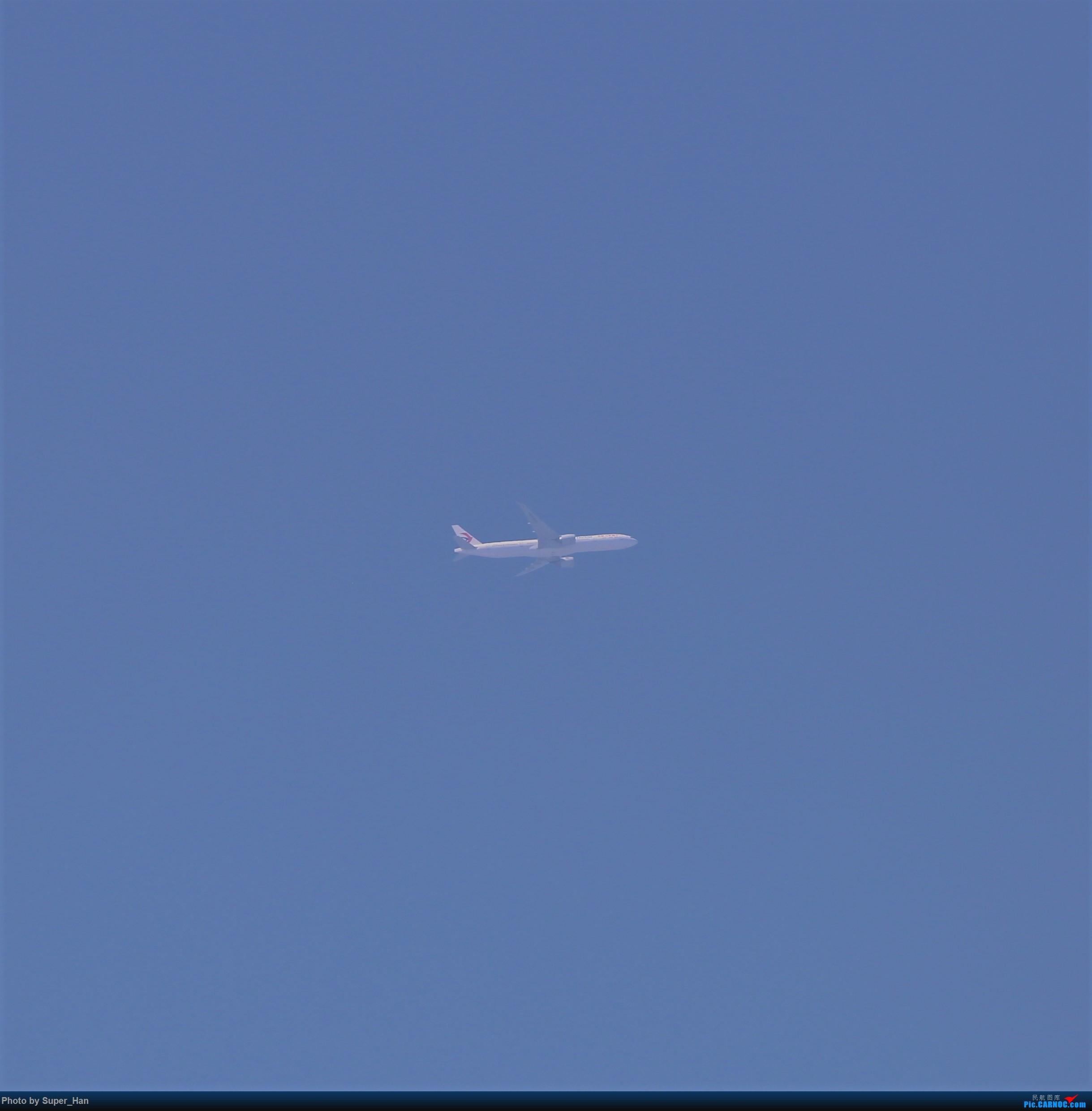 Re:[原创]【杭州飞友会】0715虹桥头顶降PVG的重型机 BOEING 777-300ER  中国上海虹桥国际机场