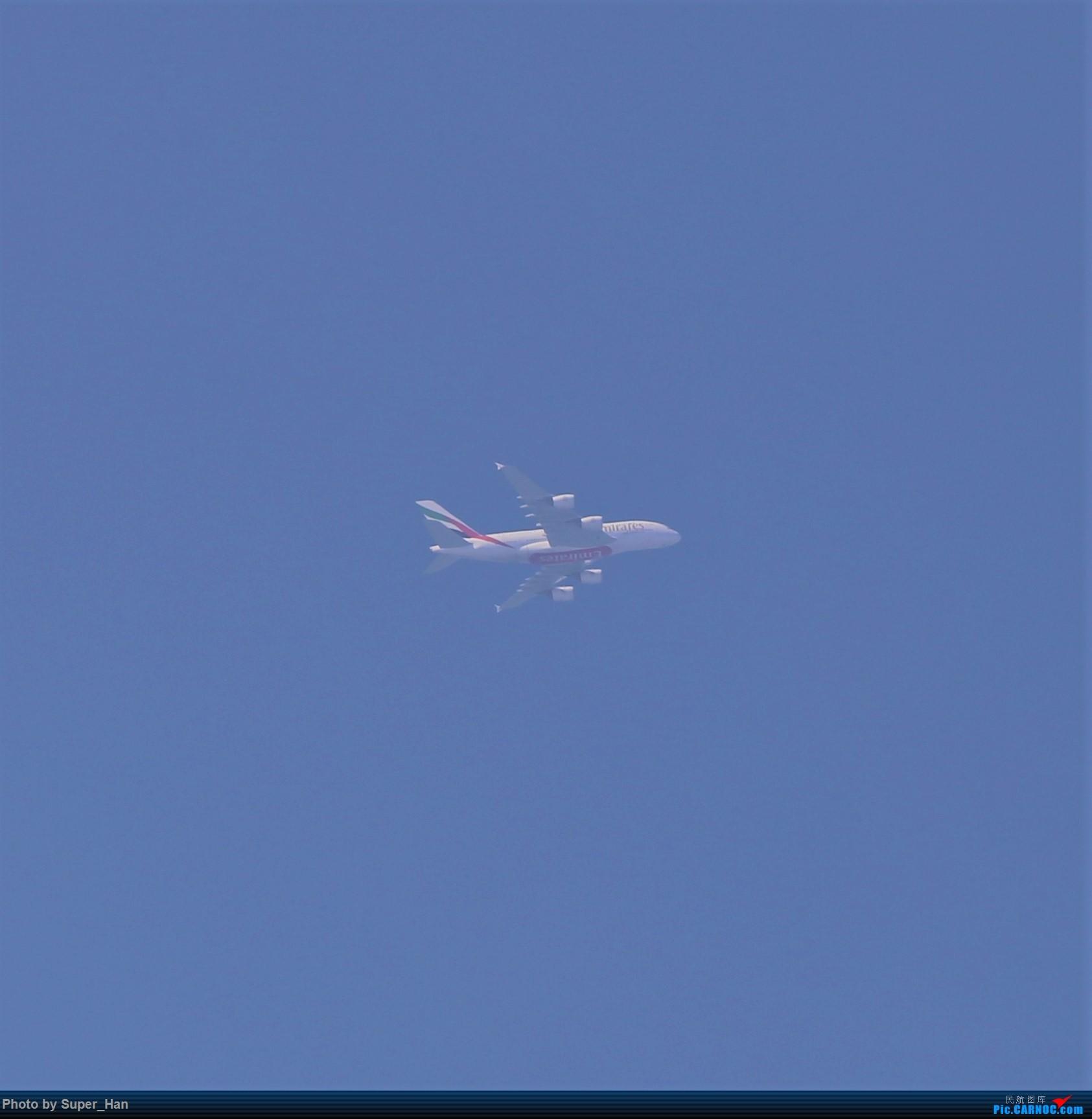Re:【杭州飞友会】0715虹桥头顶降PVG的重型机 AIRBUS A380-800 A6-EDL 中国上海虹桥国际机场