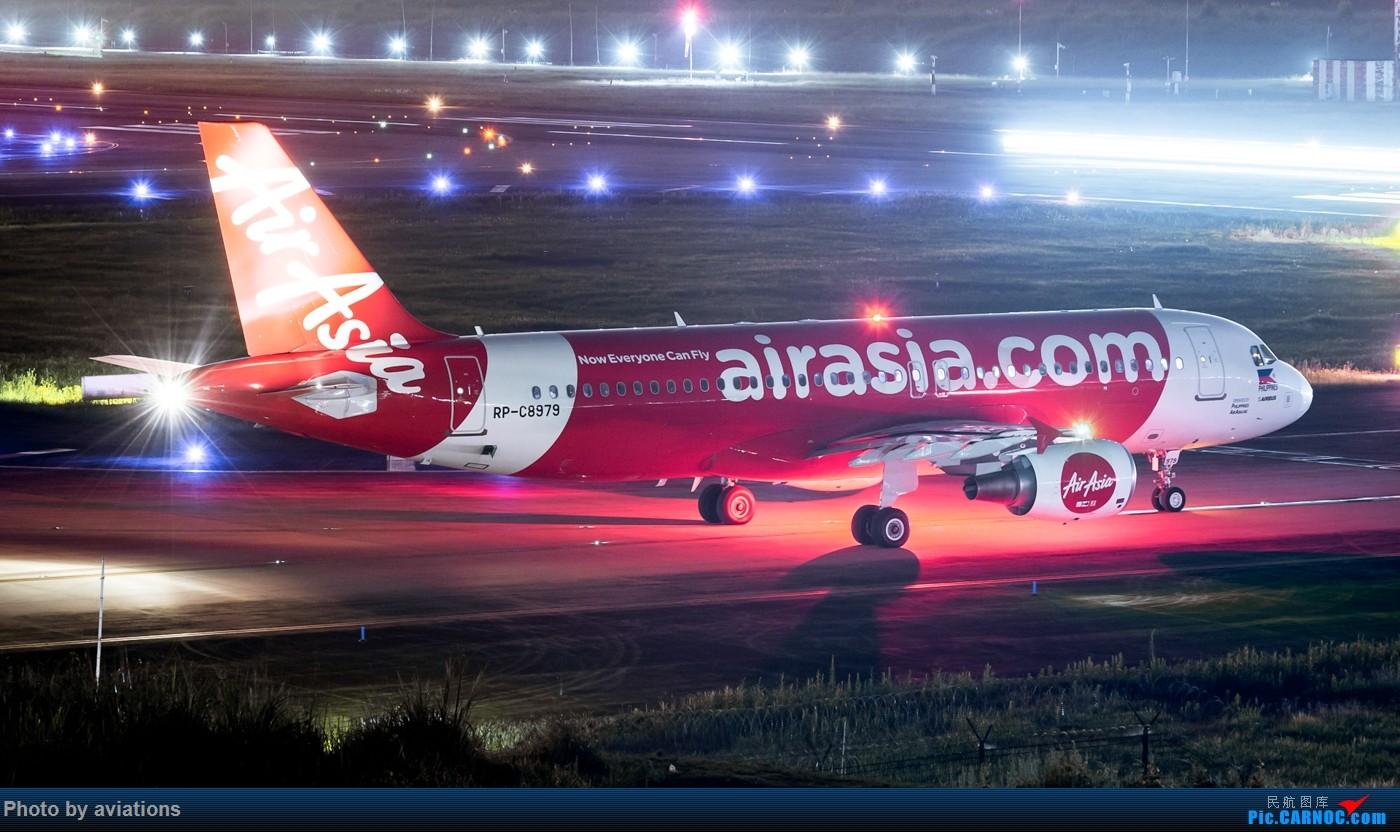 Re:[原创]【CTU】[夜拍]双流守夜 AIRBUS A320-200 RP-C8979 中国成都双流国际机场