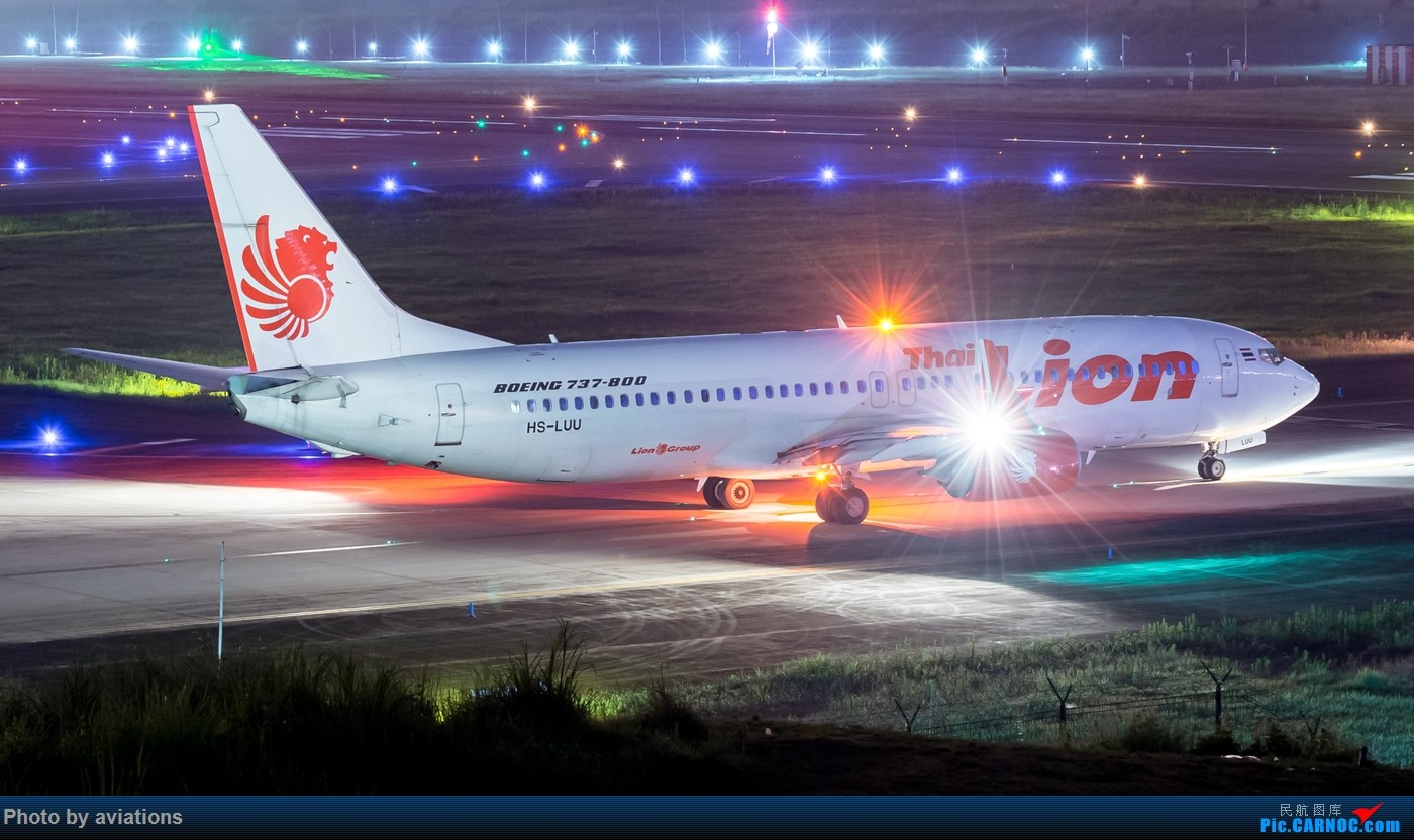 Re:[原创]【CTU】[夜拍]双流守夜 BOEING 737-800 HS-LUU 中国成都双流国际机场