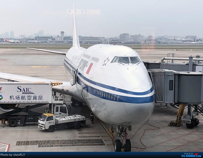 Re:[原创]【京沪快线四发之旅】国航B747-8I 超经+上层公务往返之旅 BOEING 747-8I B-2487 中国上海虹桥国际机场