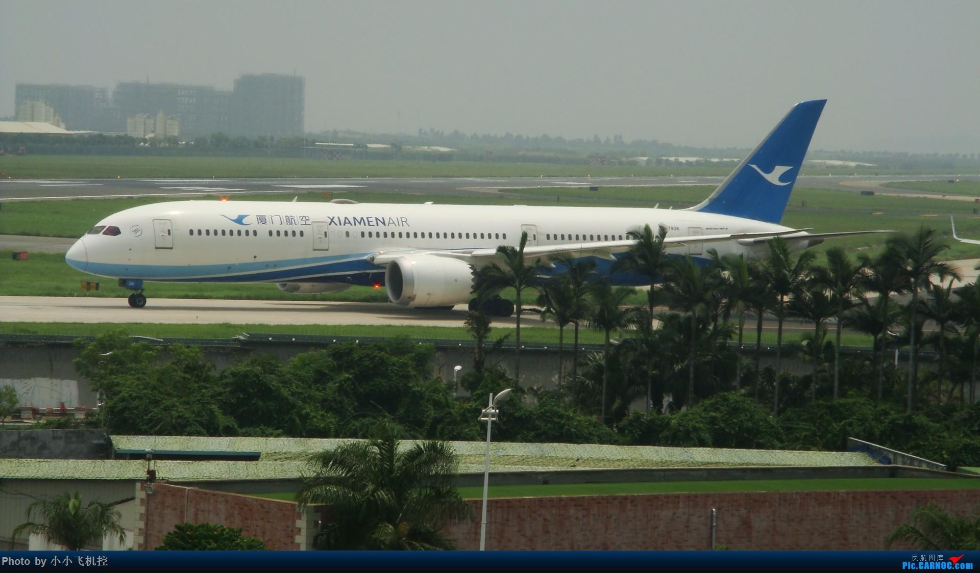 Re:[原创] BOEING 787-9 B-7836 中国厦门高崎国际机场