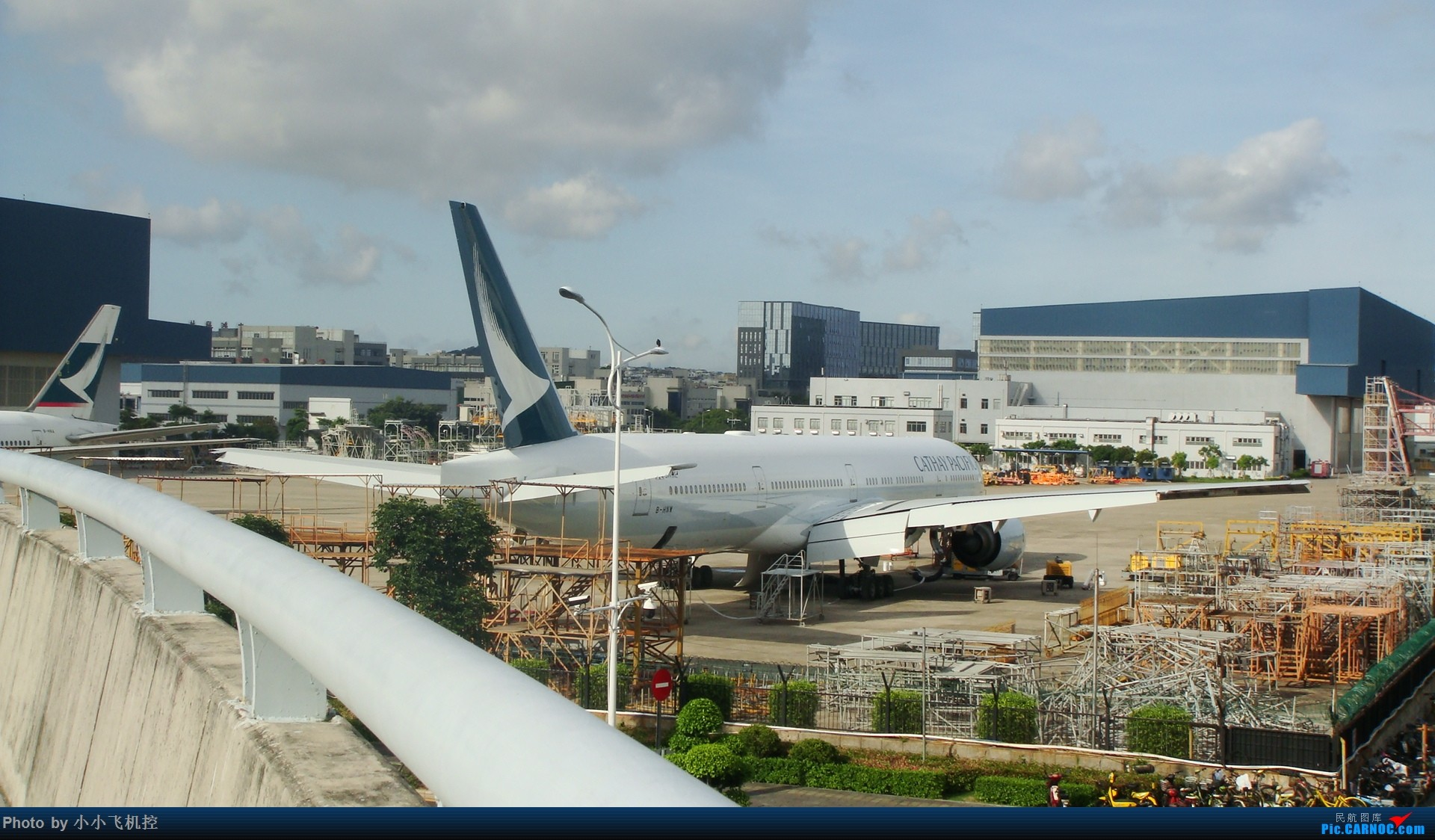 Re:[原创] BOEING 777-200 B-HNW 中国厦门高崎国际机场