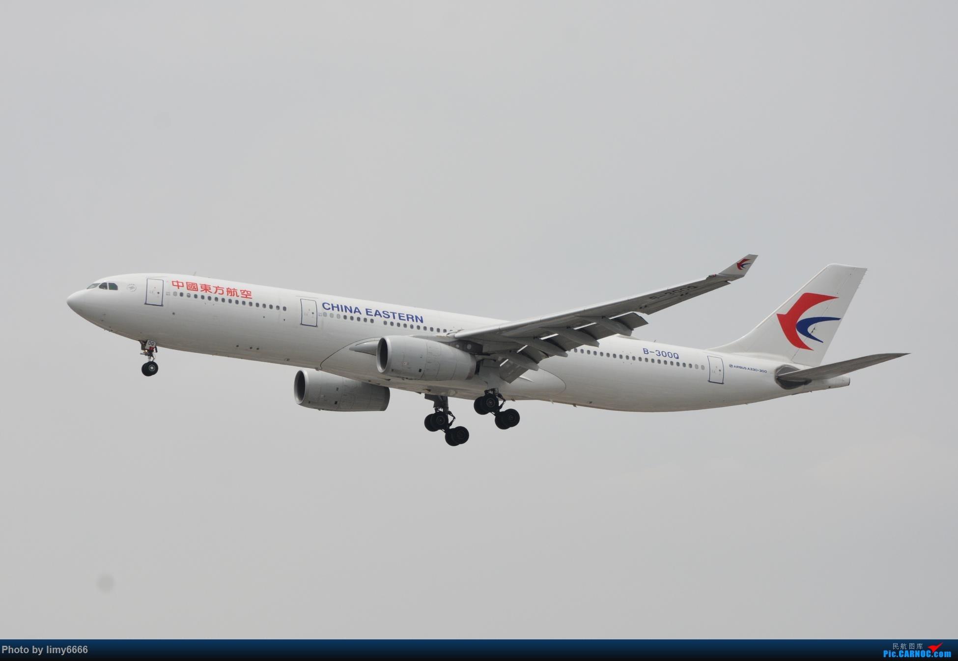 Re:[原创]上海虹桥机场拍机(在贵阳很少见或看不见的) AIRBUS A330-300 B-300Q 中国上海虹桥国际机场