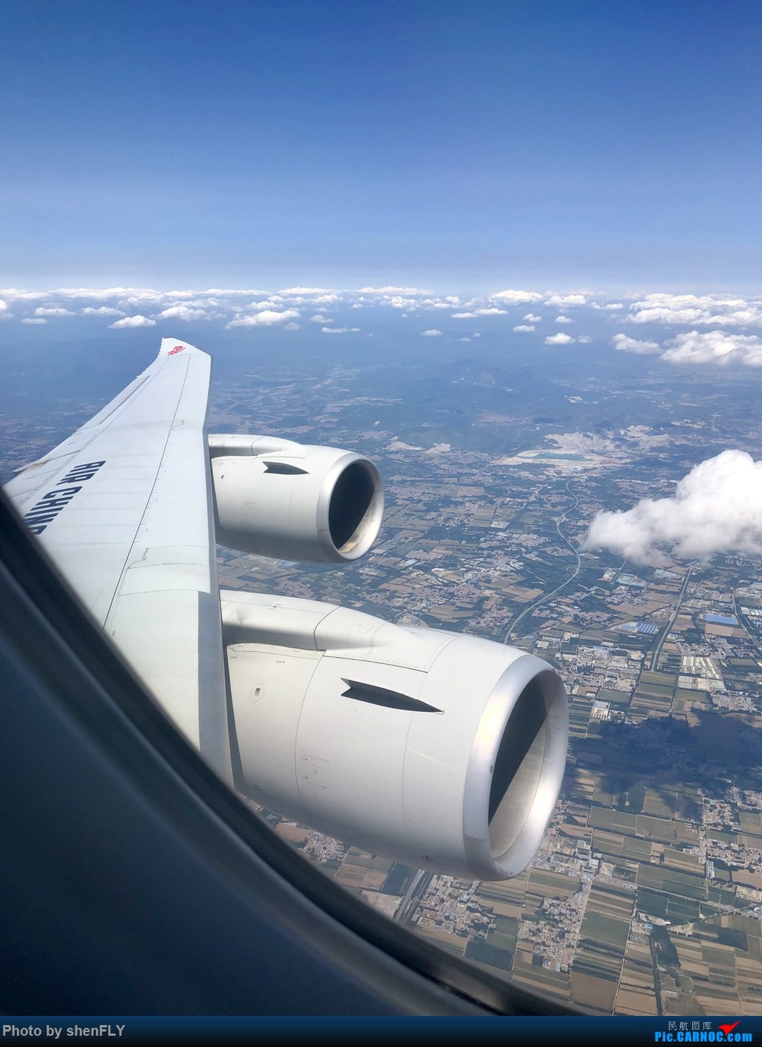 Re:[原创]【京沪快线四发之旅】国航B747-8I 超经+上层公务往返之旅 BOEING 747-8I B-2486 空中