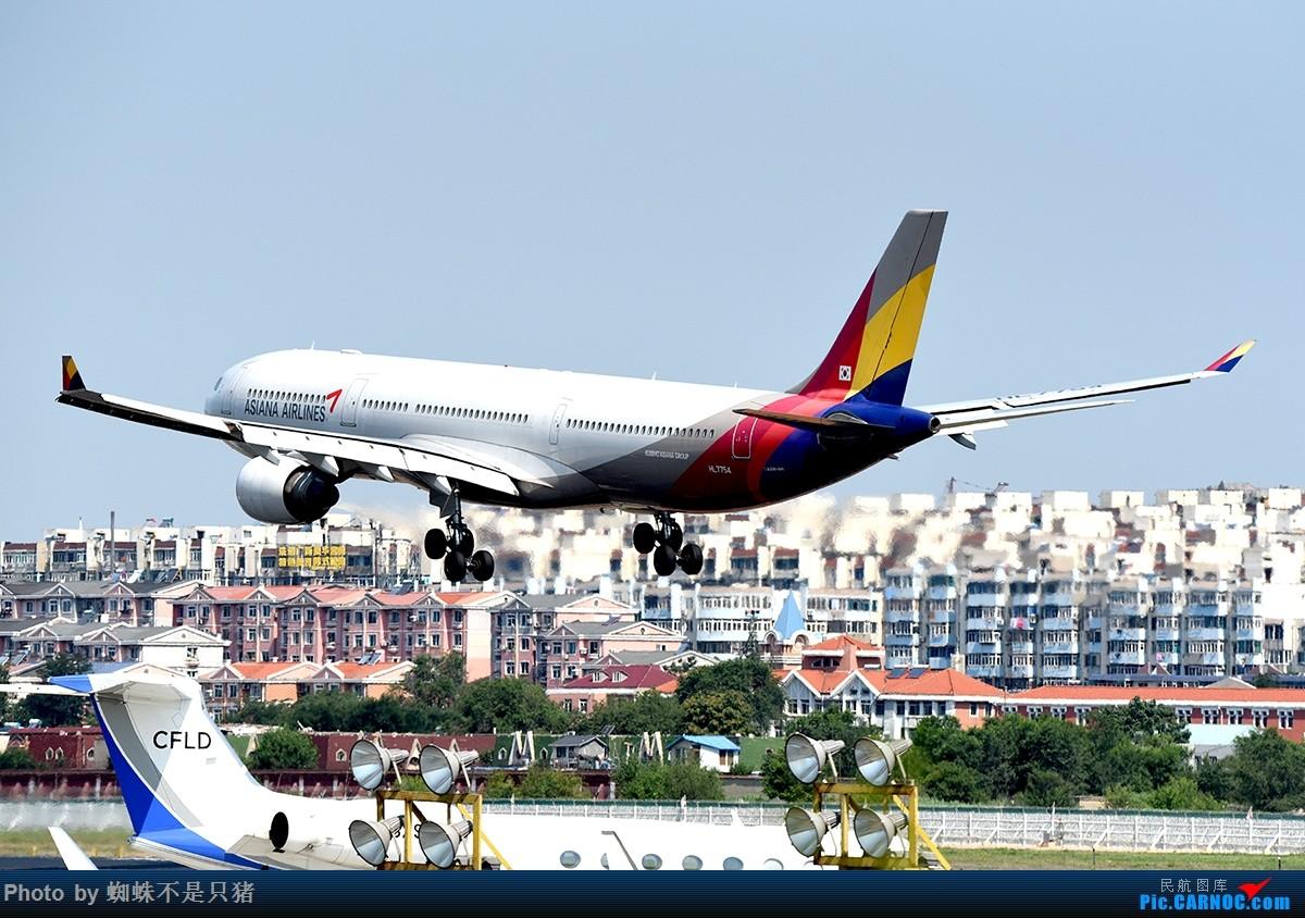Re:[原创]夏日DLC AIRBUS A330-200 HL7754 中国大连国际机场