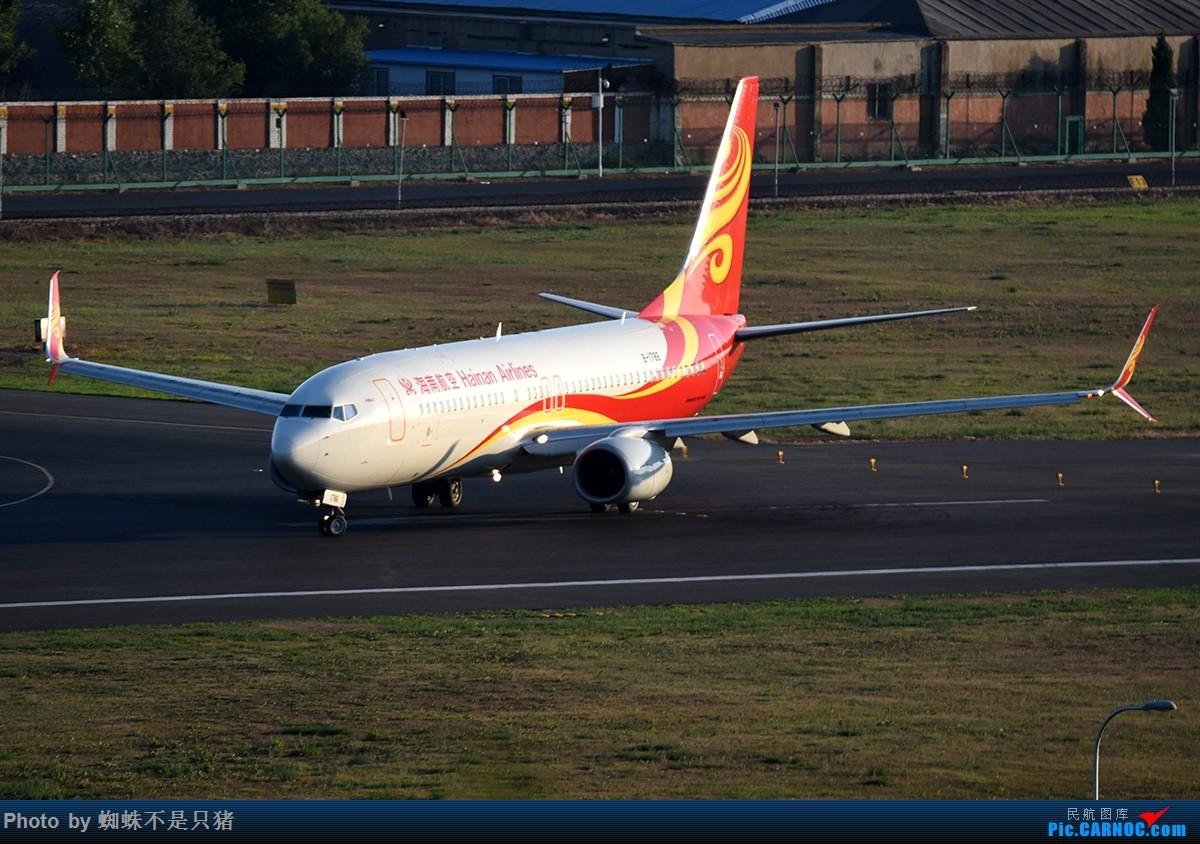 Re:[原创]夏日DLC BOEING 737-800 B-1765 中国大连国际机场