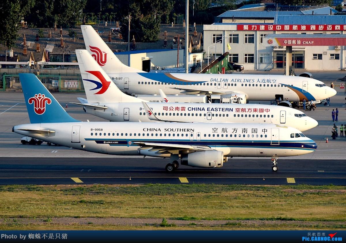Re:[原创]夏日DLC AIRBUS A320-200 B-9958 中国大连国际机场