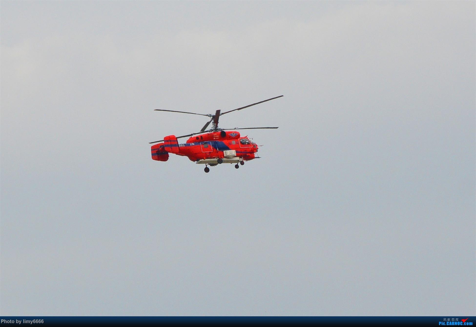 Re:[原创]上海虹桥机场拍机(在贵阳很少见或看不见的) 直升飞机  中国上海虹桥国际机场