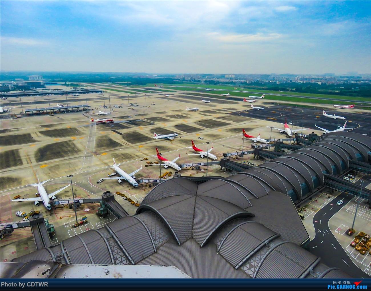 [原创]换个角度拍机 成都塔台解锁    中国成都双流国际机场