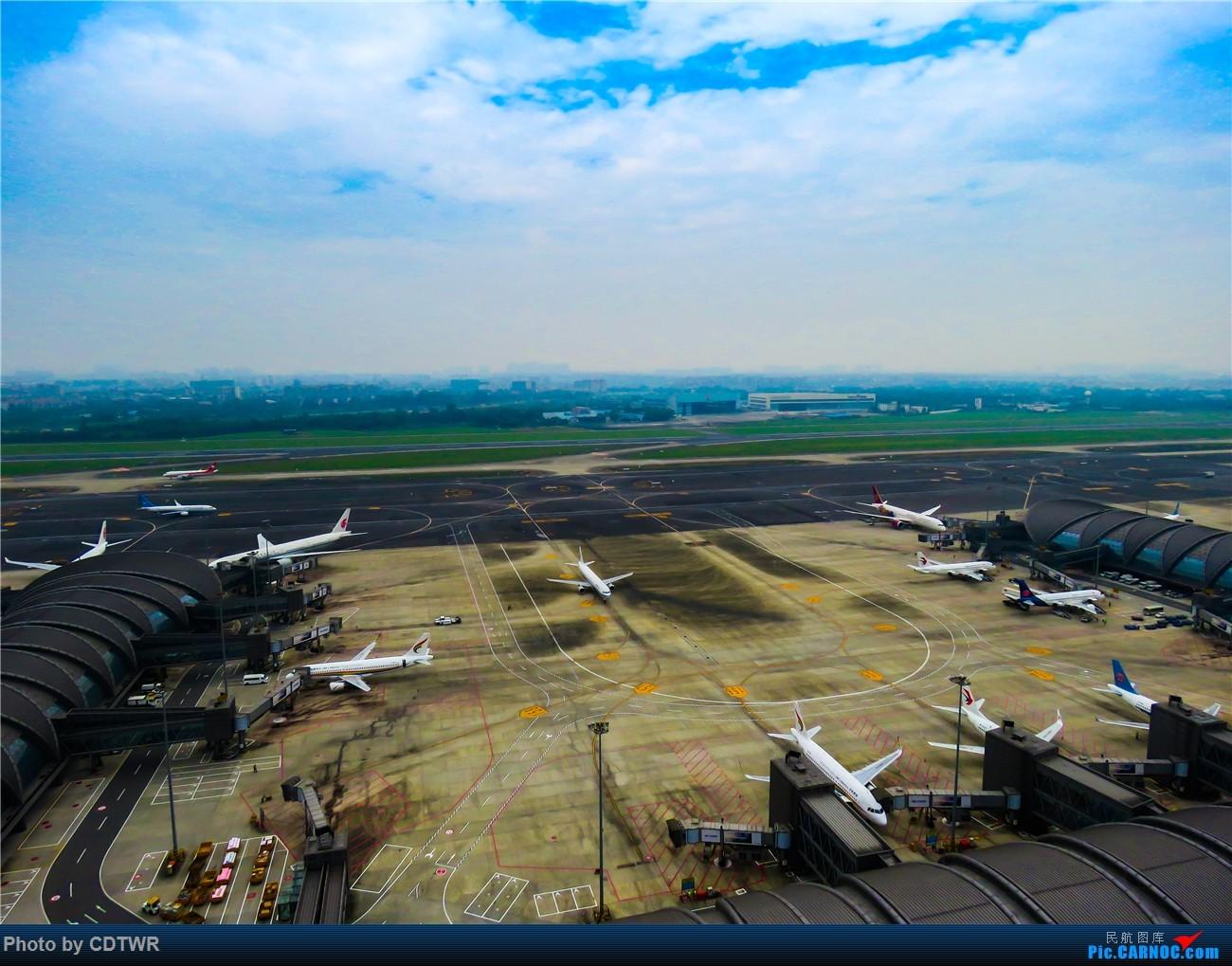 Re:换个角度拍机 成都塔台解锁    中国成都双流国际机场
