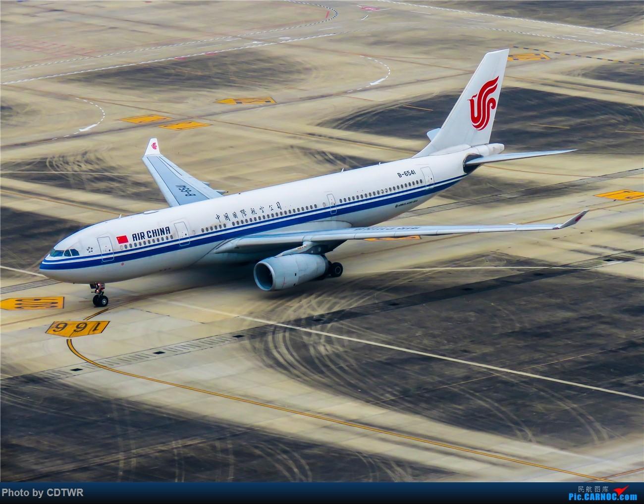 Re:[原创]换个角度拍机 成都塔台解锁 AIRBUS A330-200 B-6541 中国成都双流国际机场
