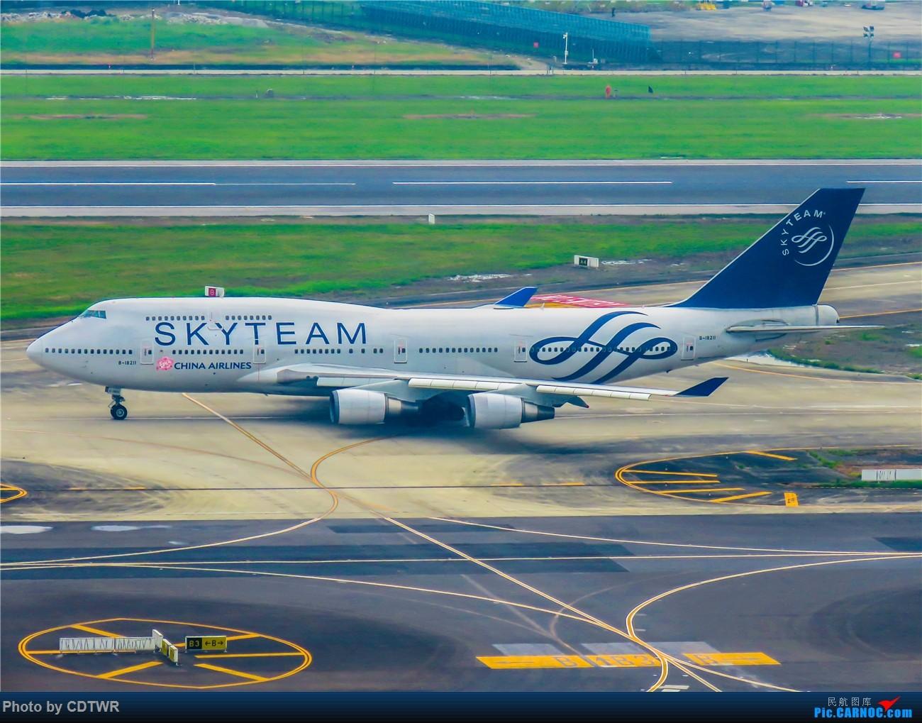 Re:[原创]换个角度拍机 成都塔台解锁 BOEING 747-400 B-18211 中国成都双流国际机场