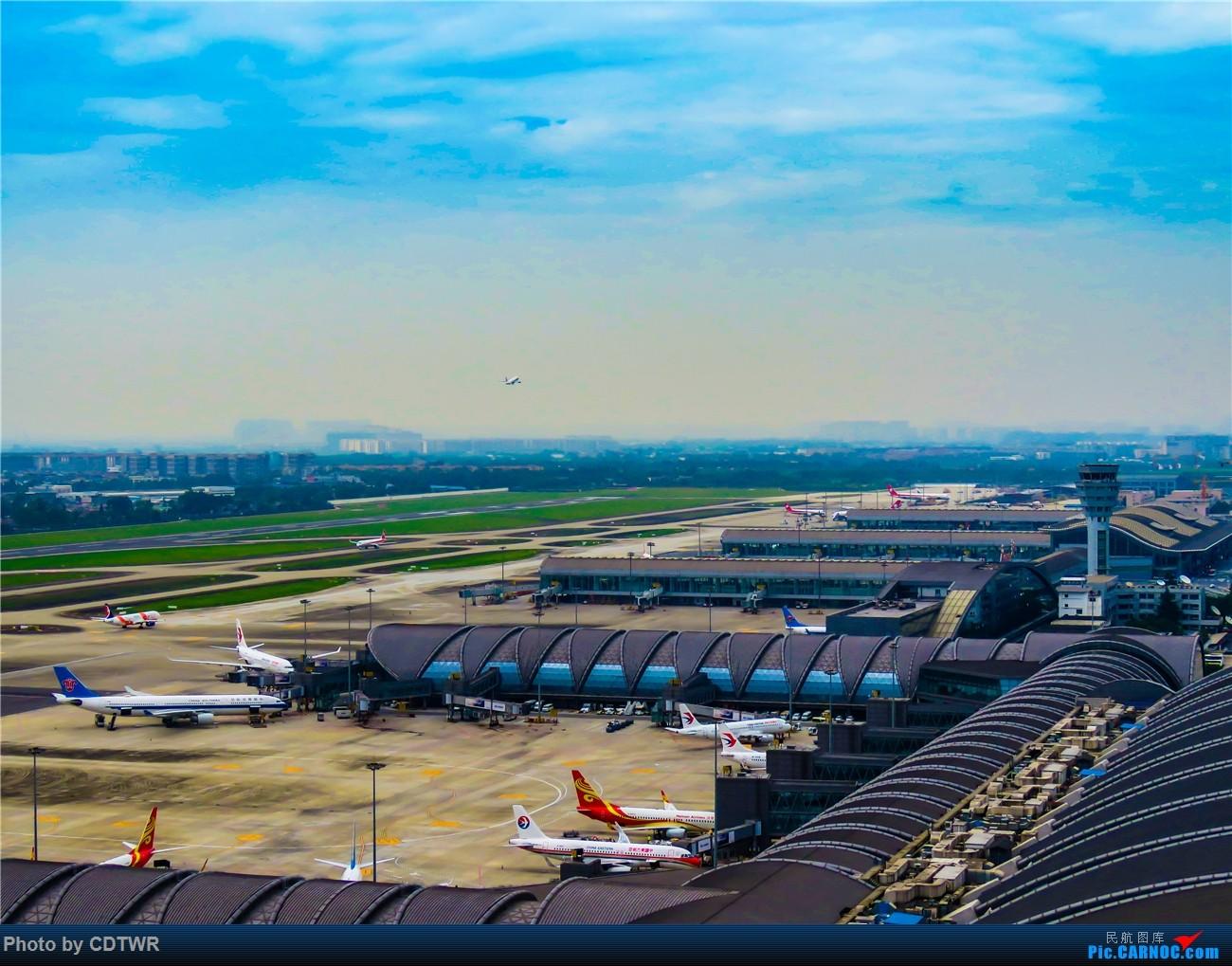 Re:[原创]换个角度拍机 成都塔台解锁    中国成都双流国际机场