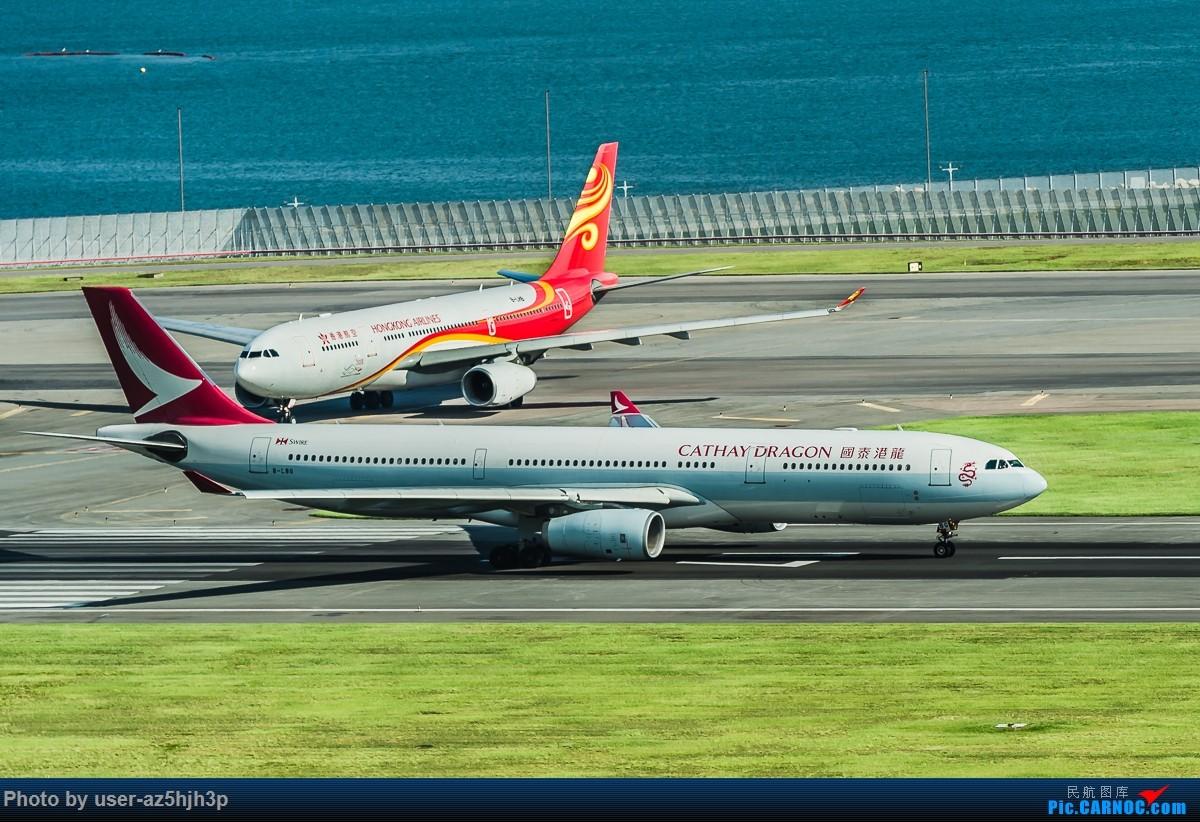 [原创]飞机几片 AIRBUS A330-300 B-LBG 香港国际机场